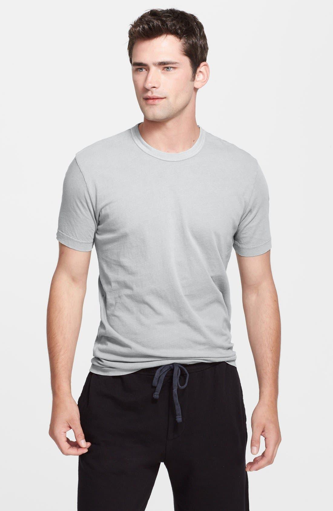 Crewneck Jersey T-Shirt,                             Main thumbnail 36, color,