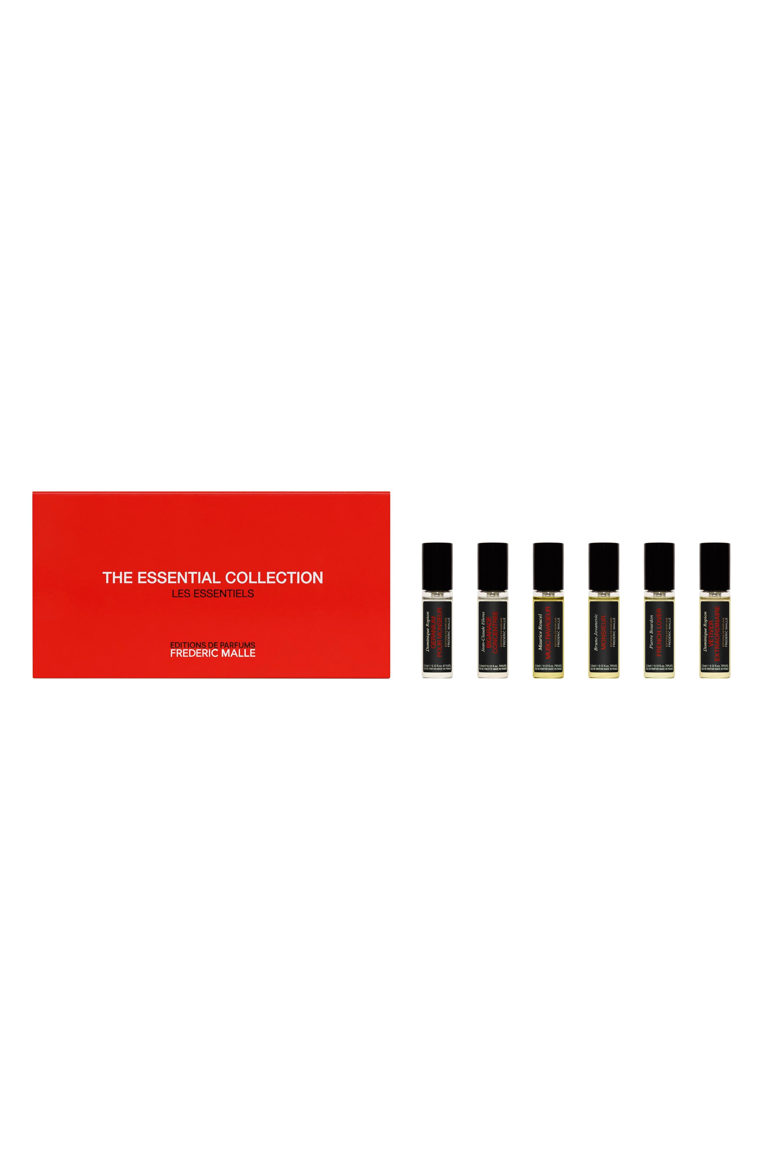 Editions de Parfums Frédéric Malle The Essentials Collection for Men,                             Main thumbnail 1, color,                             000