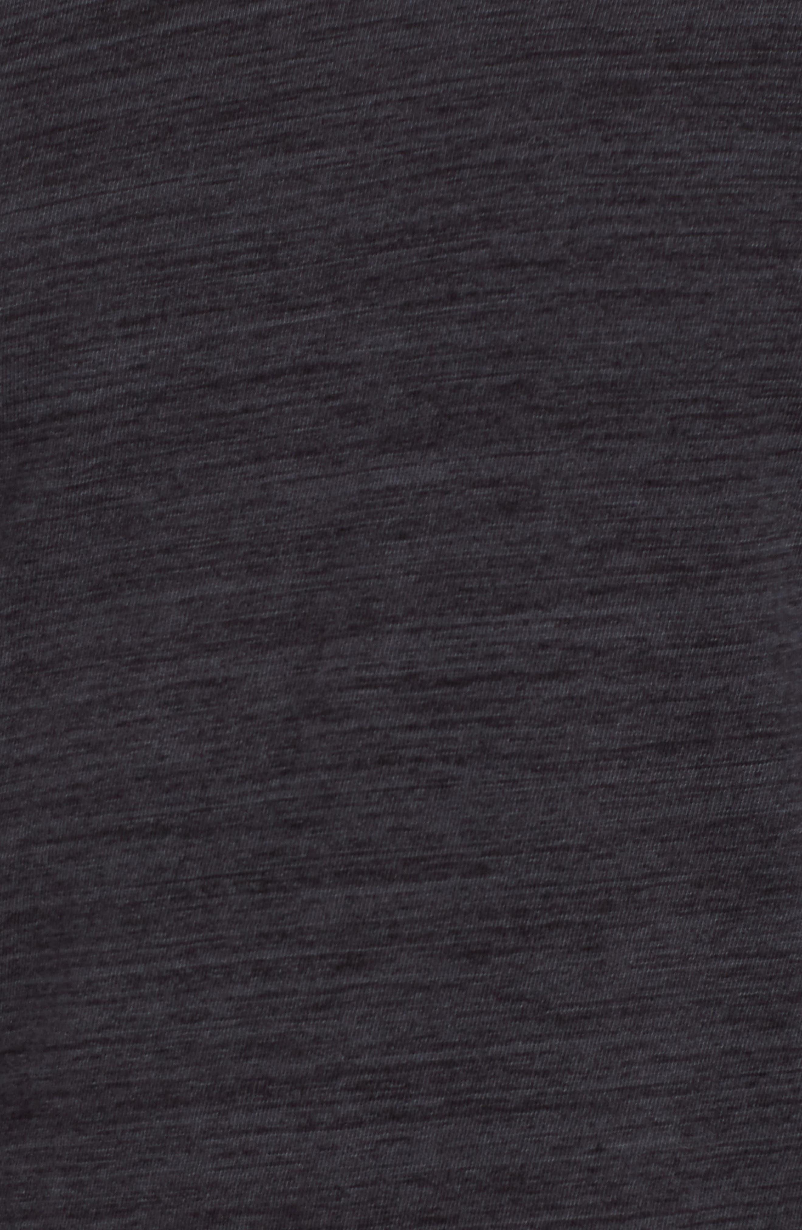Regular Fit Top Dyed Crewneck T-Shirt,                             Alternate thumbnail 5, color,                             002
