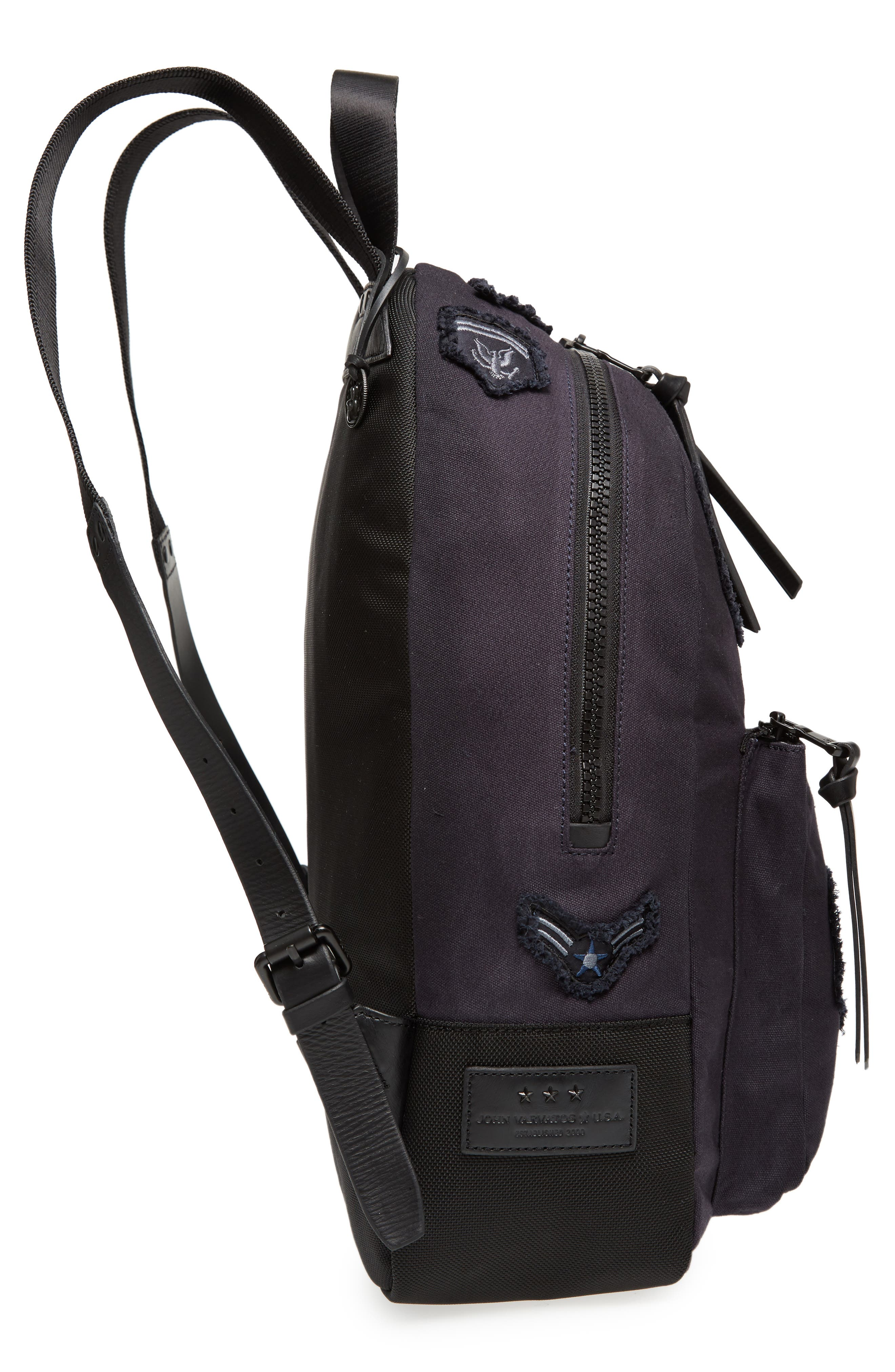 Gibson Patch Backpack,                             Alternate thumbnail 5, color,