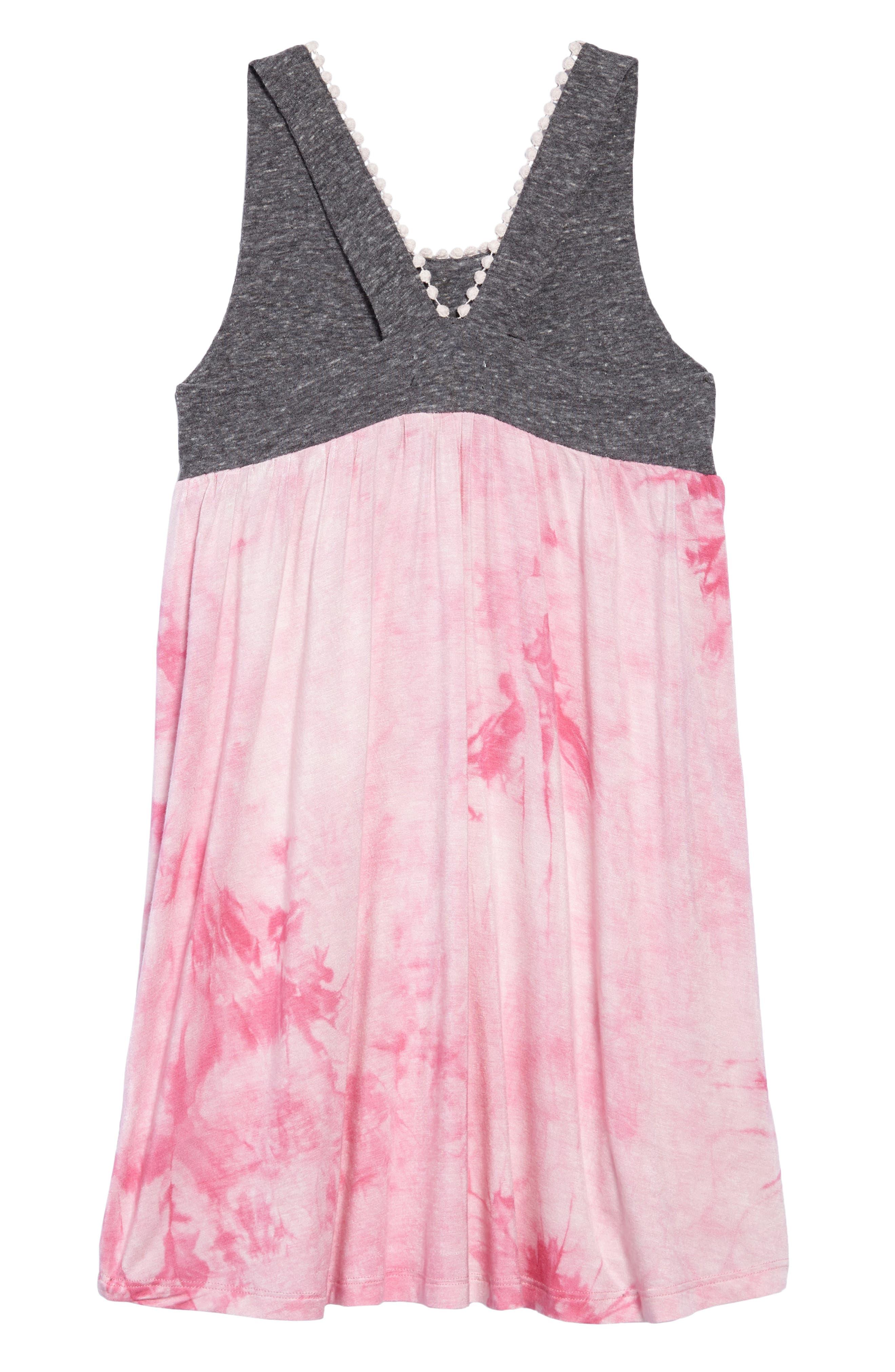 Maren Crisscross Dress,                             Alternate thumbnail 2, color,                             022
