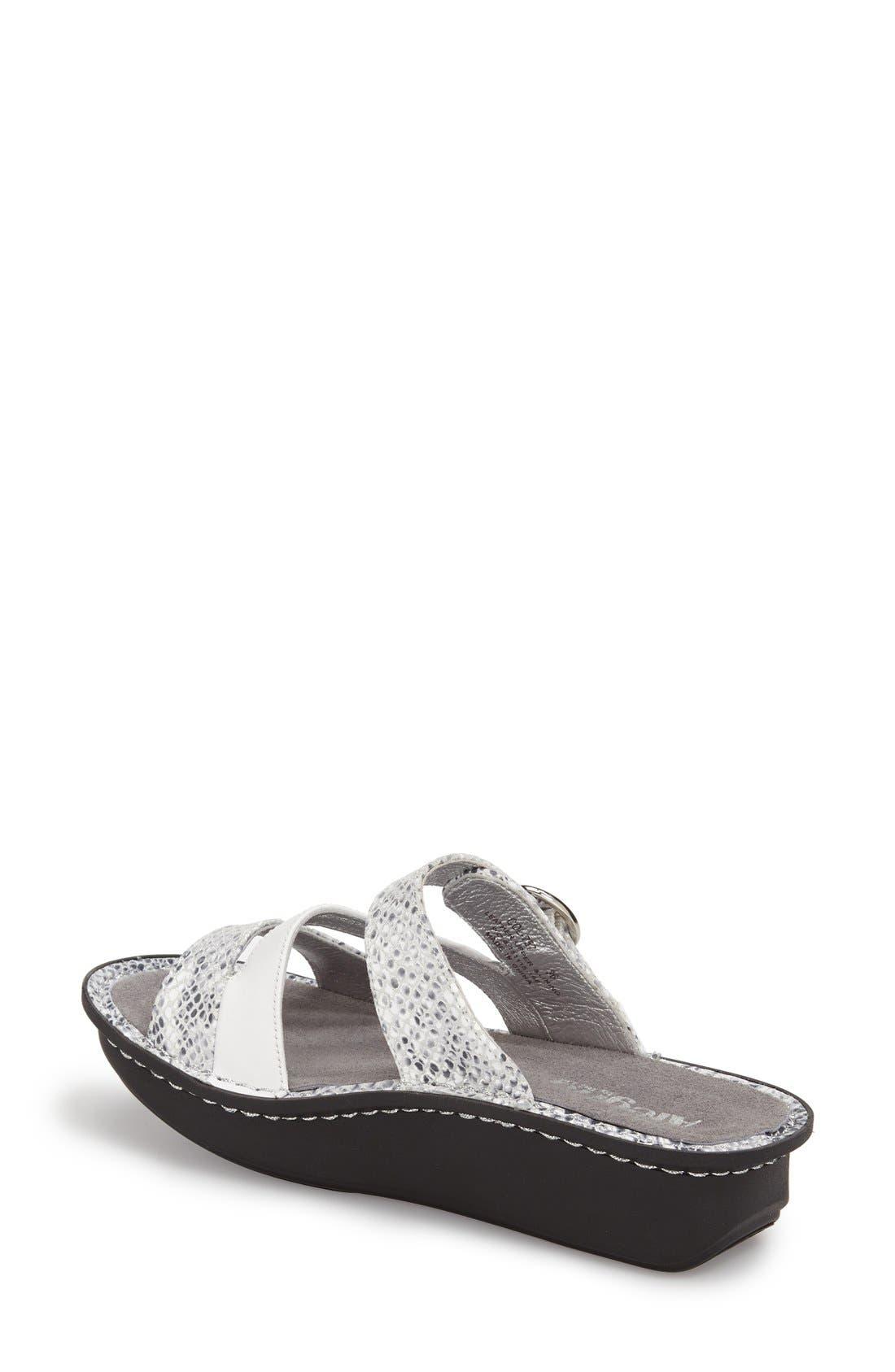 'Colette' Platform Sandal,                             Alternate thumbnail 53, color,