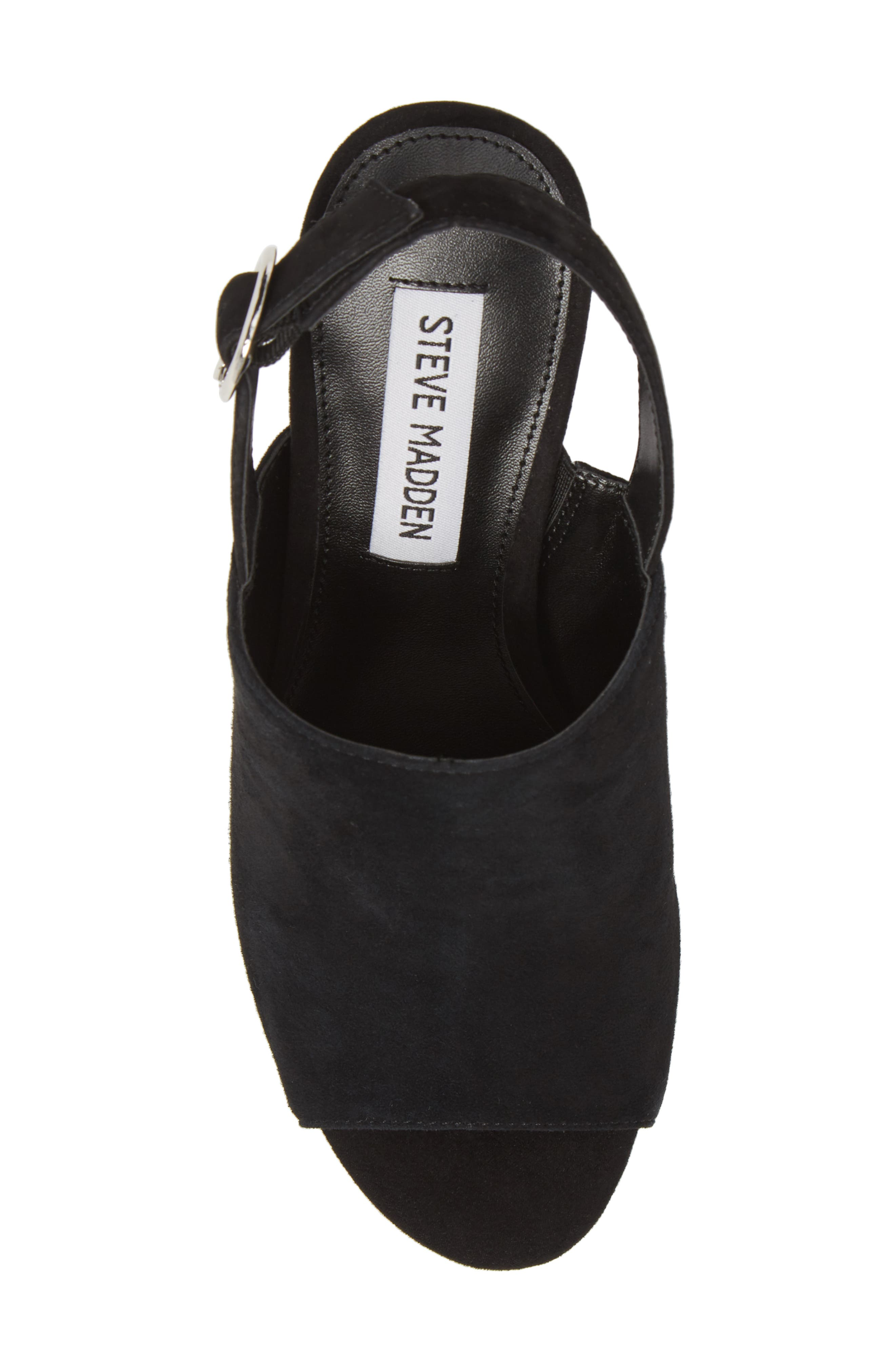 Carter Slingback Platform Sandal,                             Alternate thumbnail 5, color,                             006