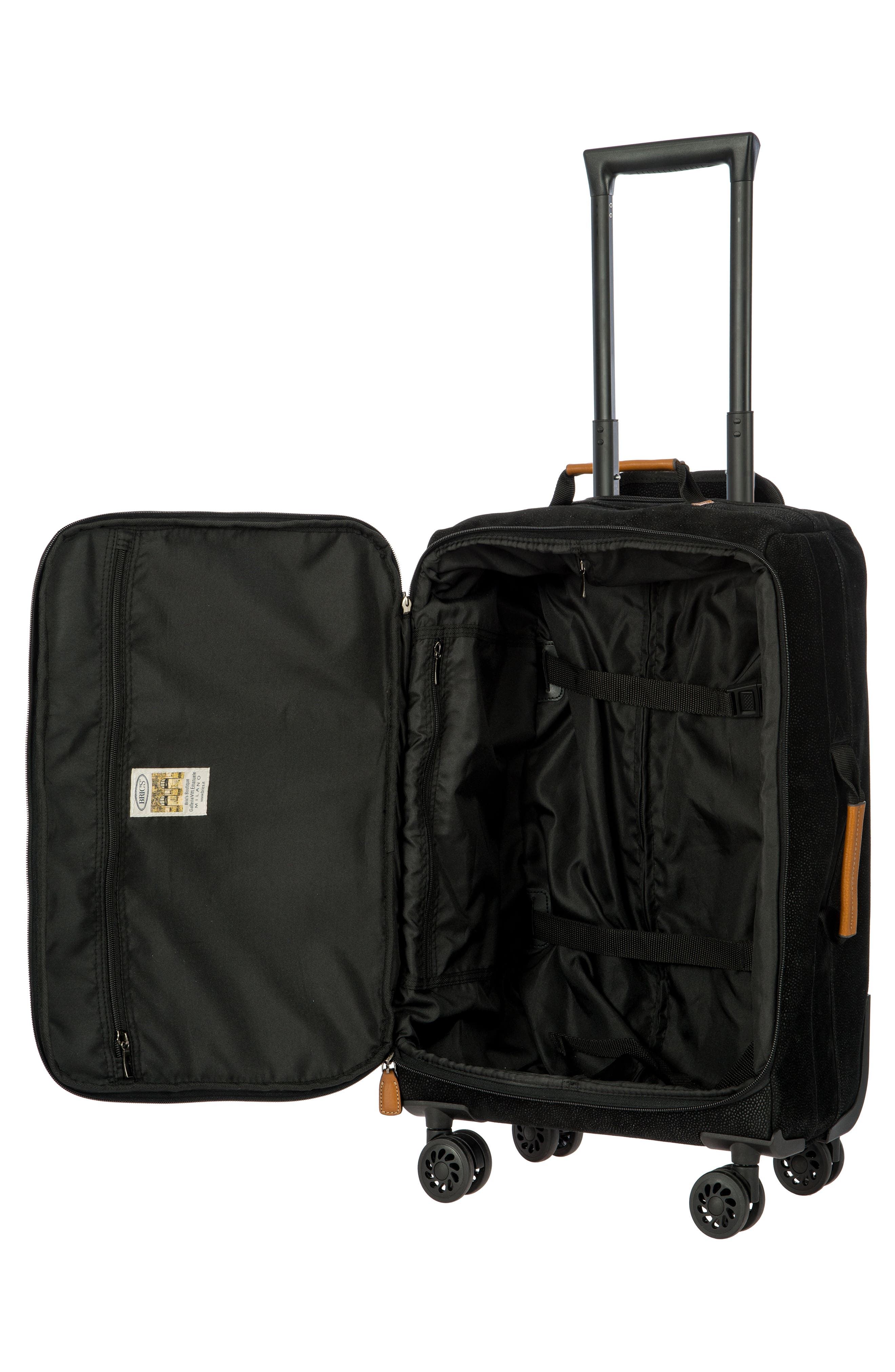 Life Collection Tropea 25-Inch Spinner Suitcase,                             Alternate thumbnail 2, color,                             007