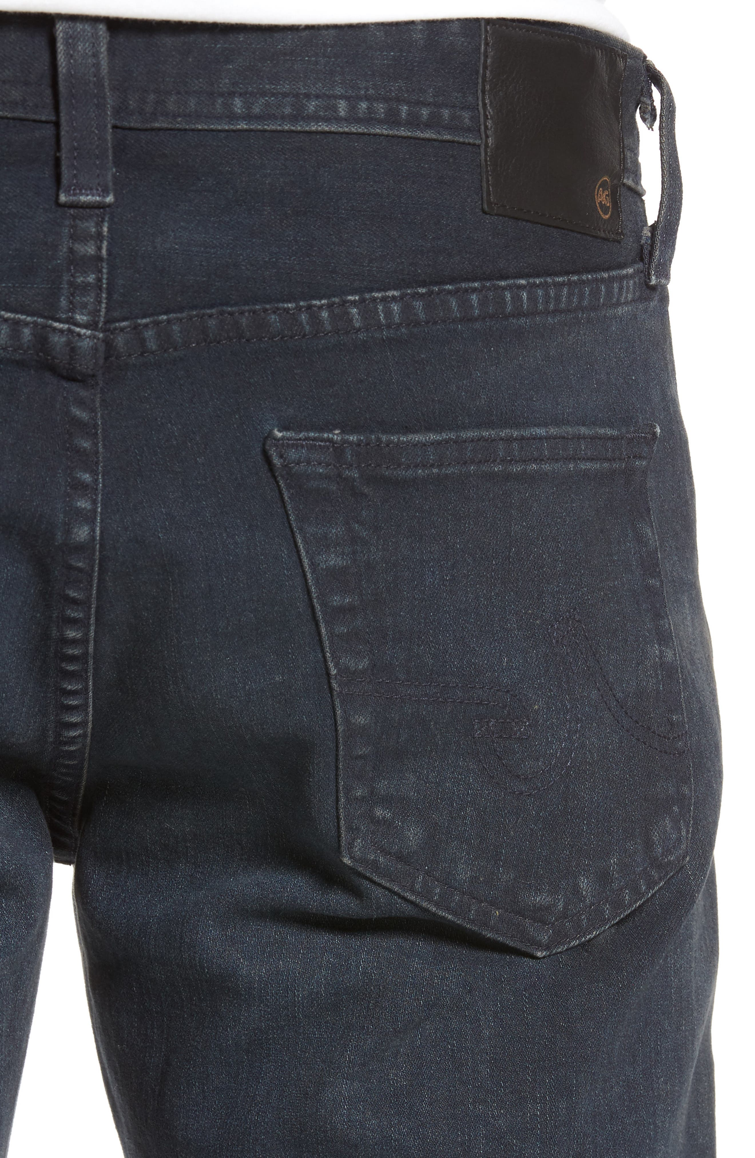Dylan Skinny Jeans,                             Alternate thumbnail 4, color,                             019