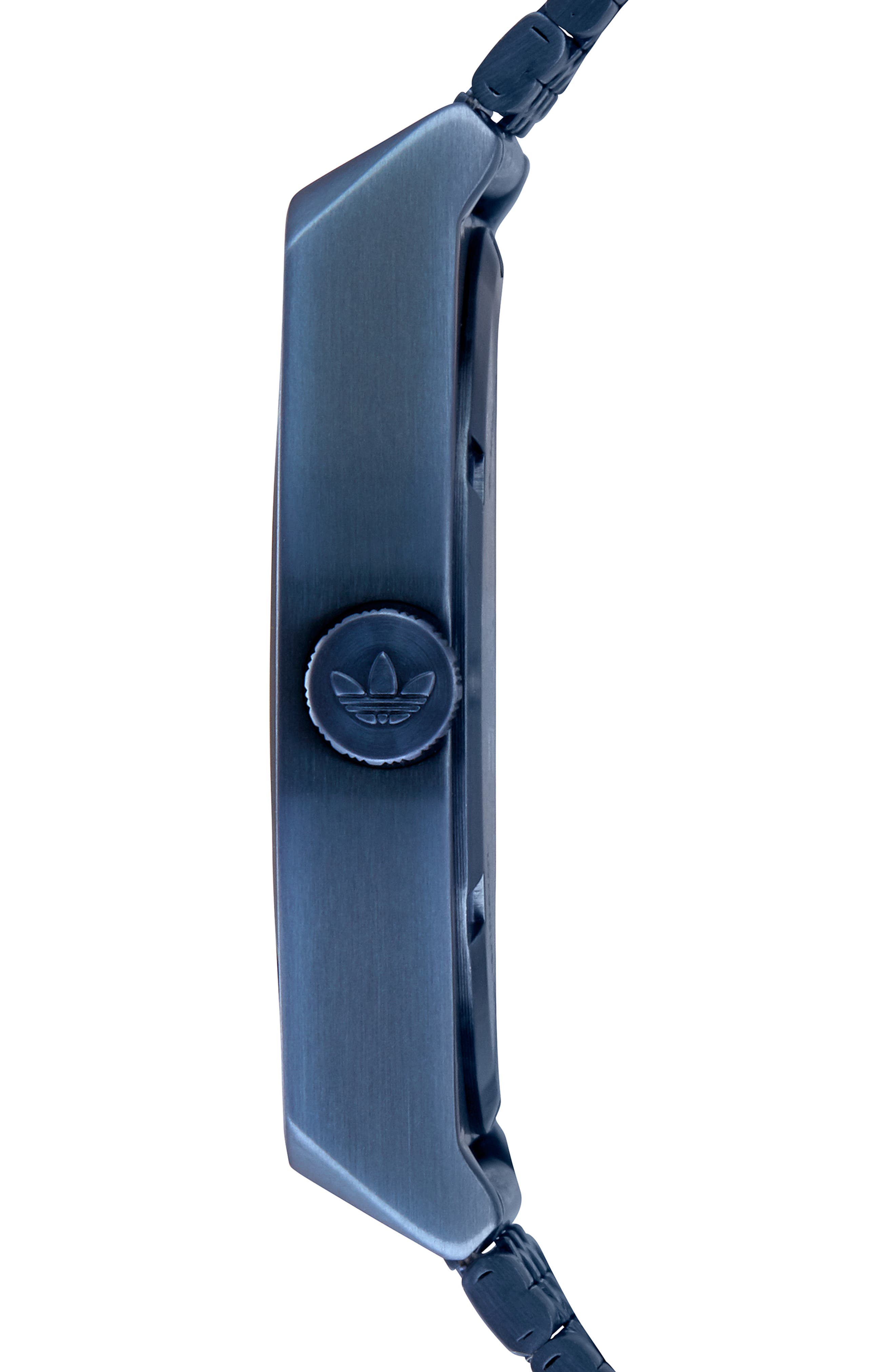 Process Bracelet Watch, 38mm,                             Alternate thumbnail 3, color,                             NAVY