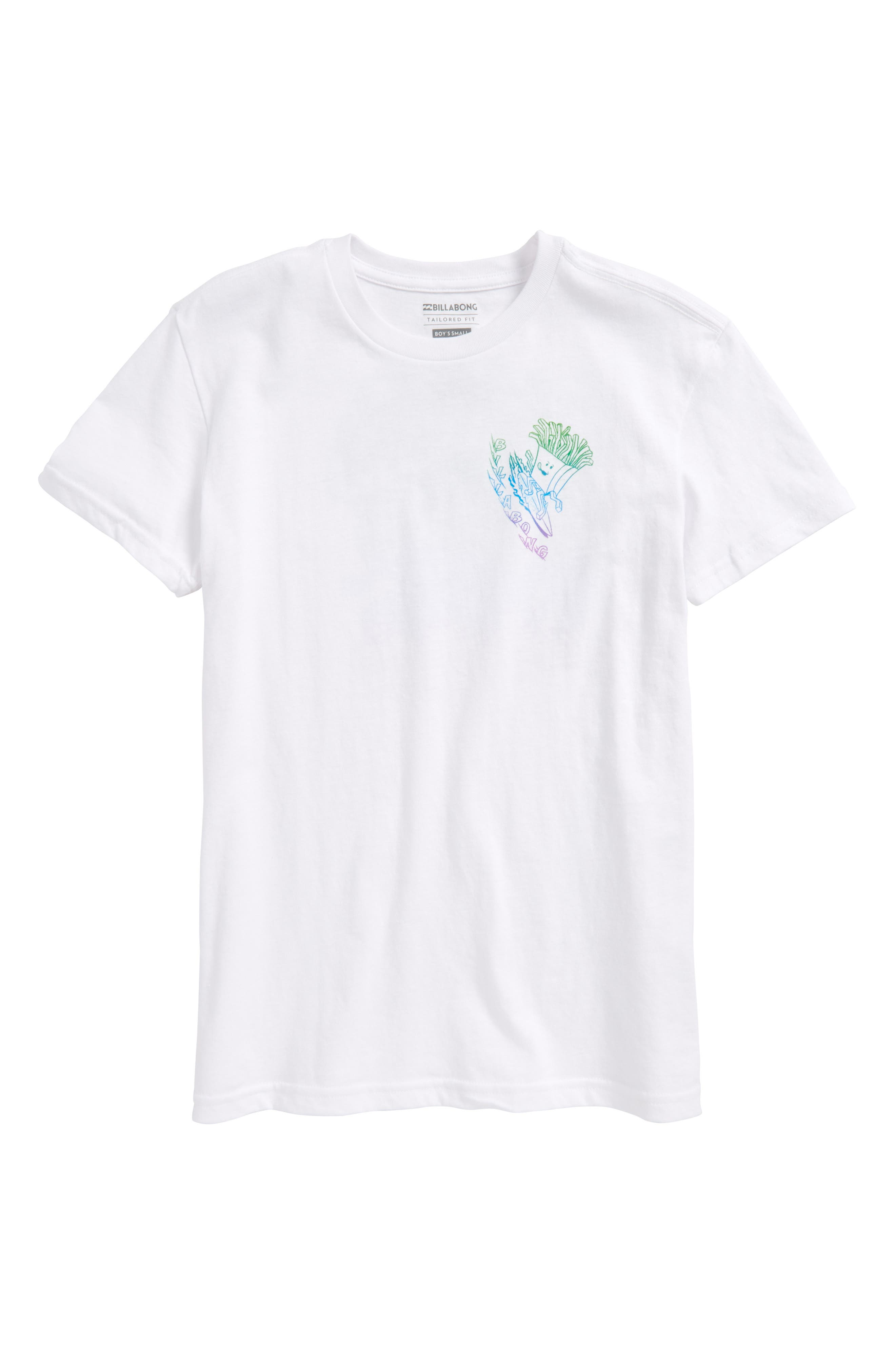 Snacks & Shacks Graphic T-Shirt,                         Main,                         color, 100