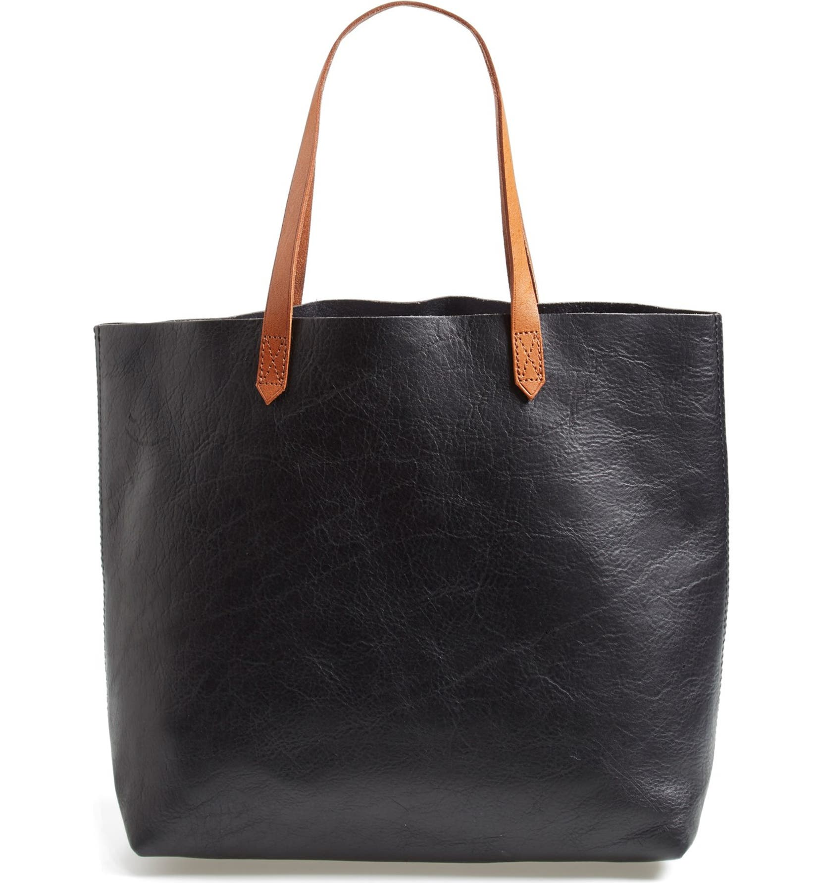 f241d4f11cf4 Madewell  The Transport  Leather Tote
