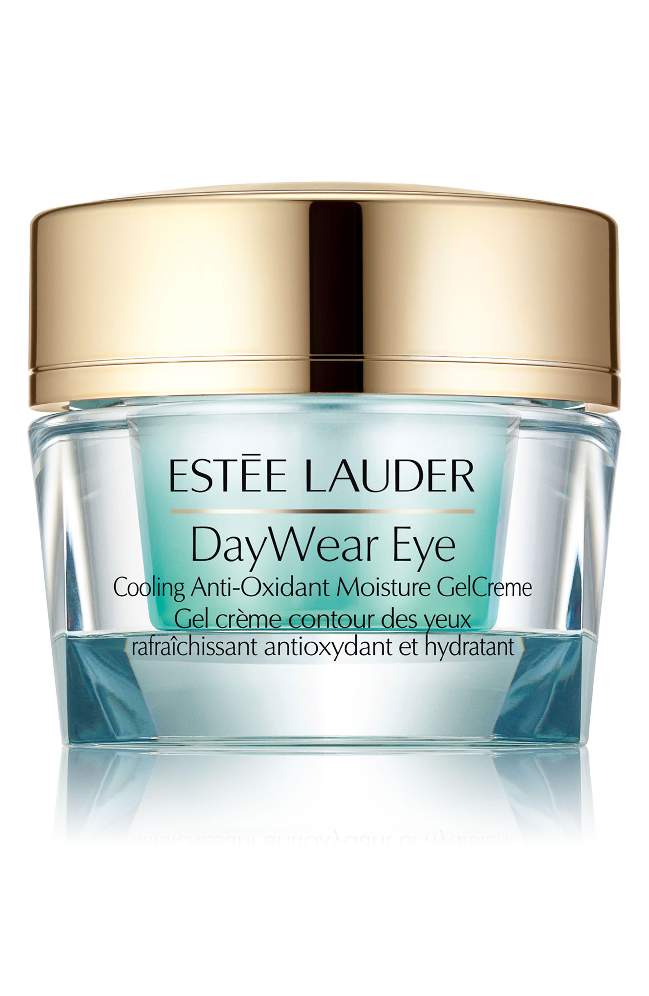 DayWear Eye Cooling Antioxidant Moisture Gel Crème,                             Main thumbnail 1, color,                             NO COLOR