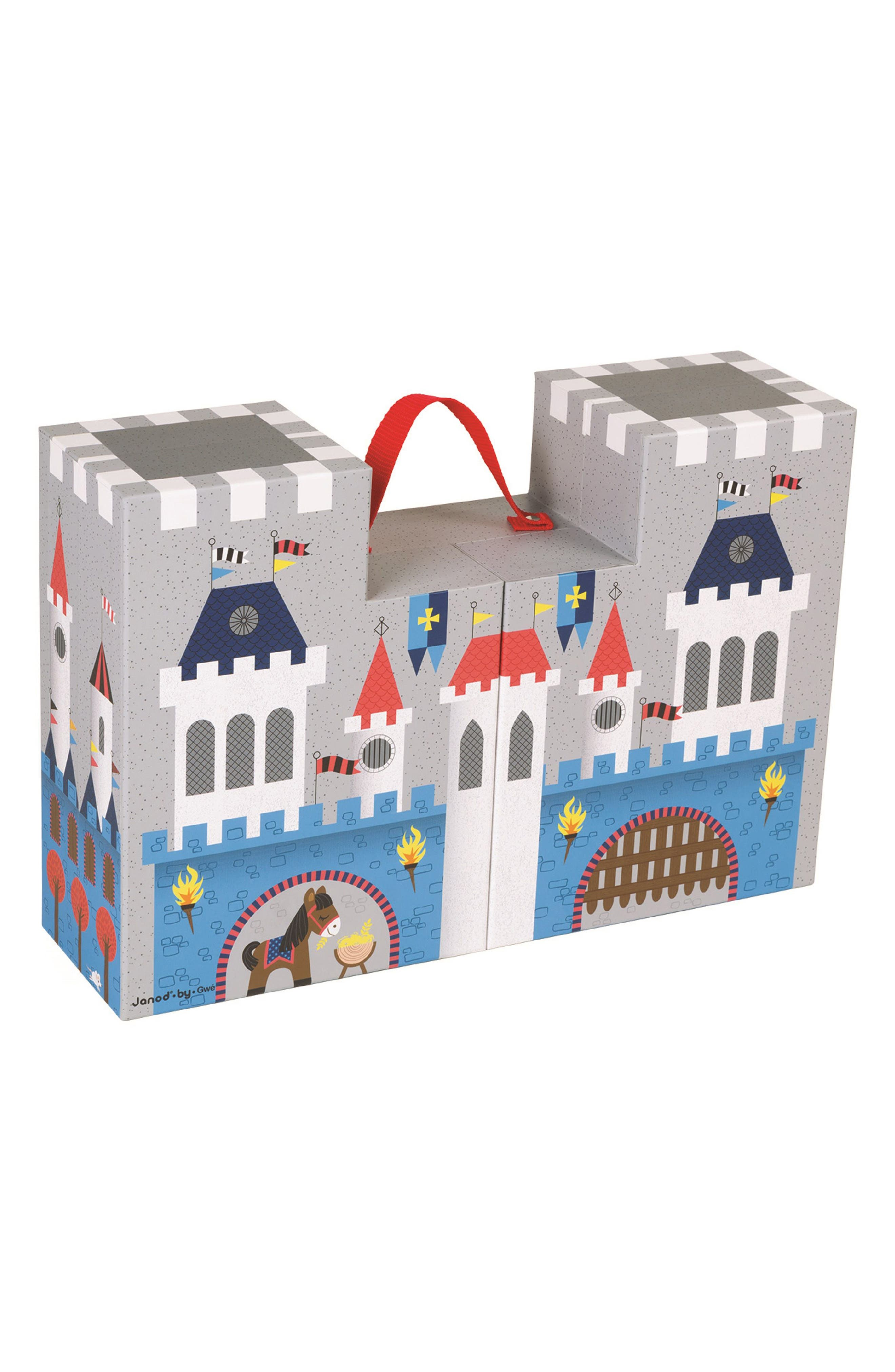 The Fantastic Castle Play Set,                             Alternate thumbnail 3, color,                             MULTI