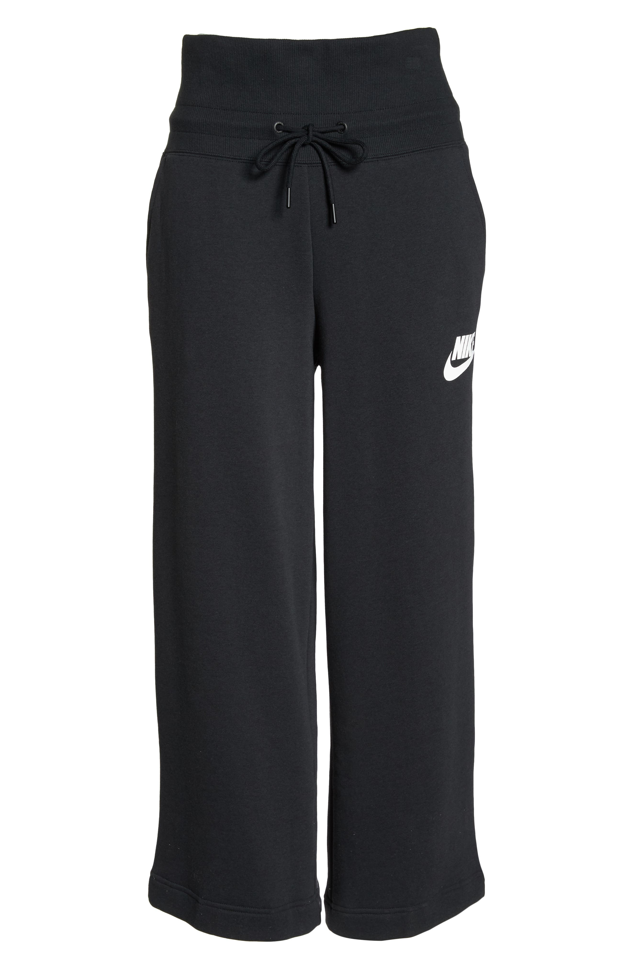 Sportswear Rally Cropped Pants,                             Alternate thumbnail 7, color,                             010