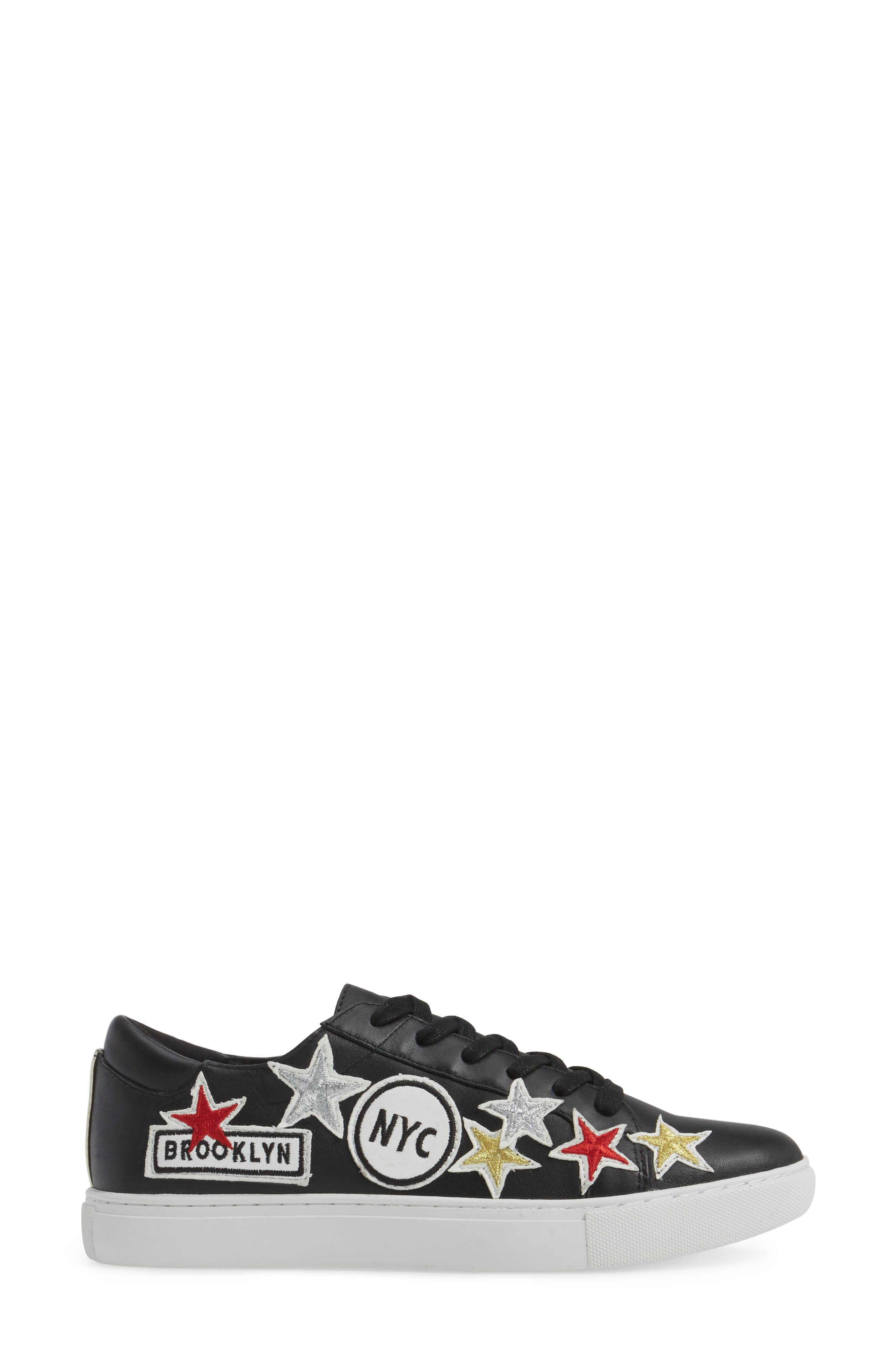 Kam NYC Sneaker,                             Alternate thumbnail 5, color,