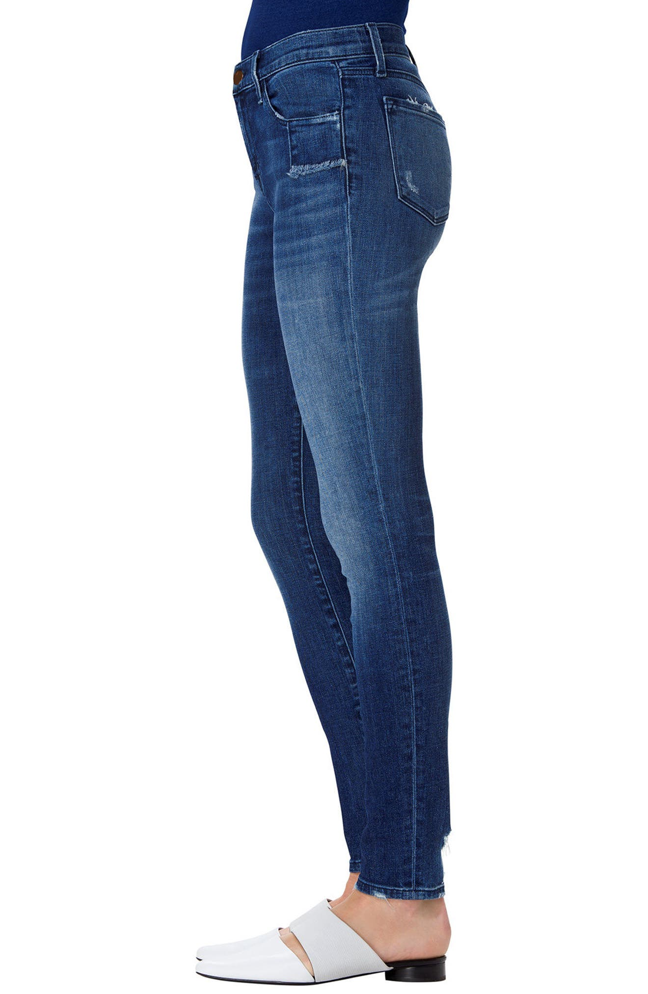 620 Skinny Jeans,                             Alternate thumbnail 3, color,                             470