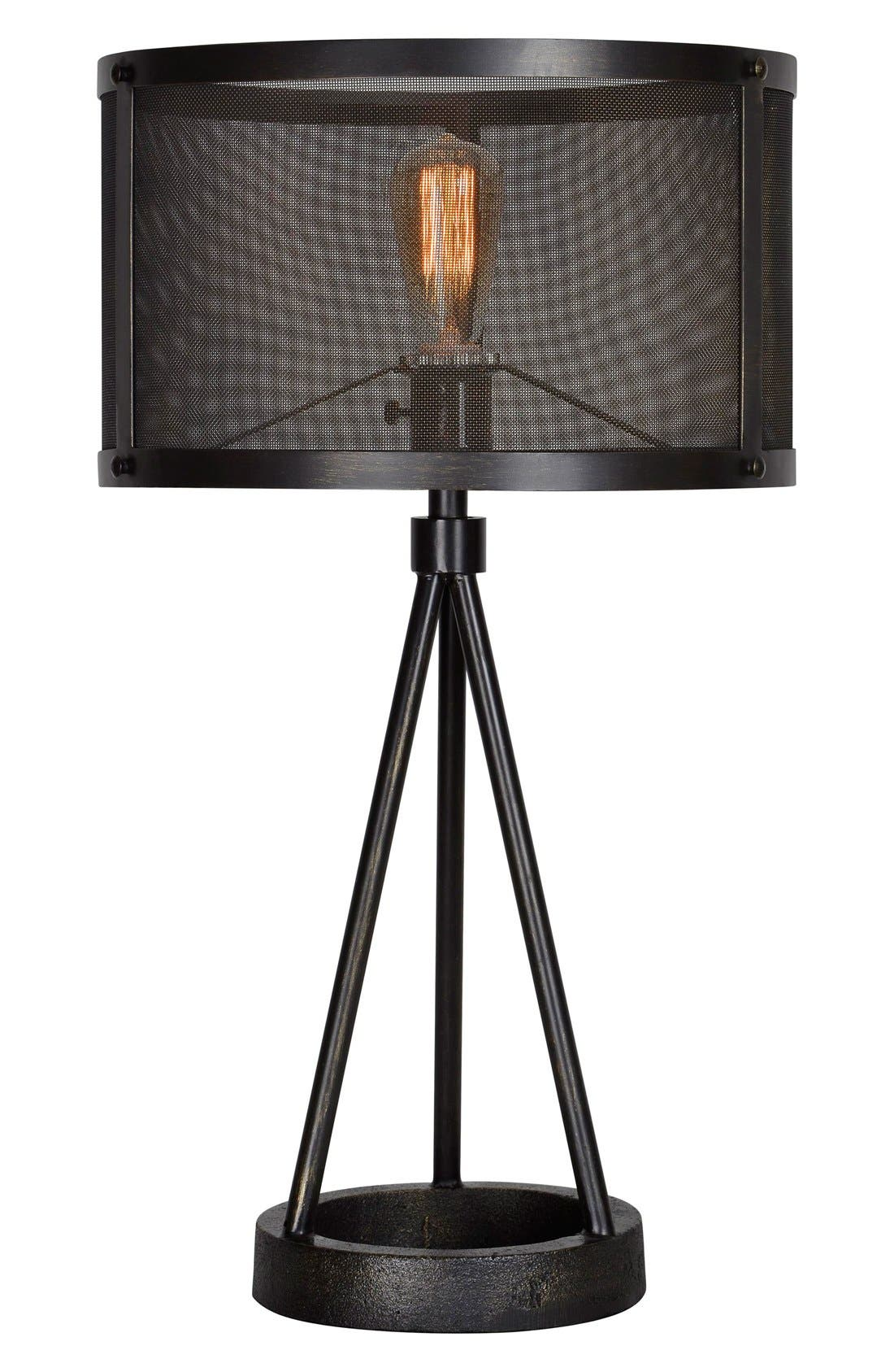 'Livingston' Table Lamp,                         Main,                         color, 001