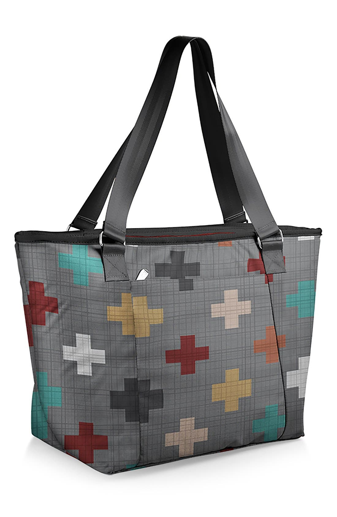'Hermosa' Cooler Tote,                             Alternate thumbnail 5, color,