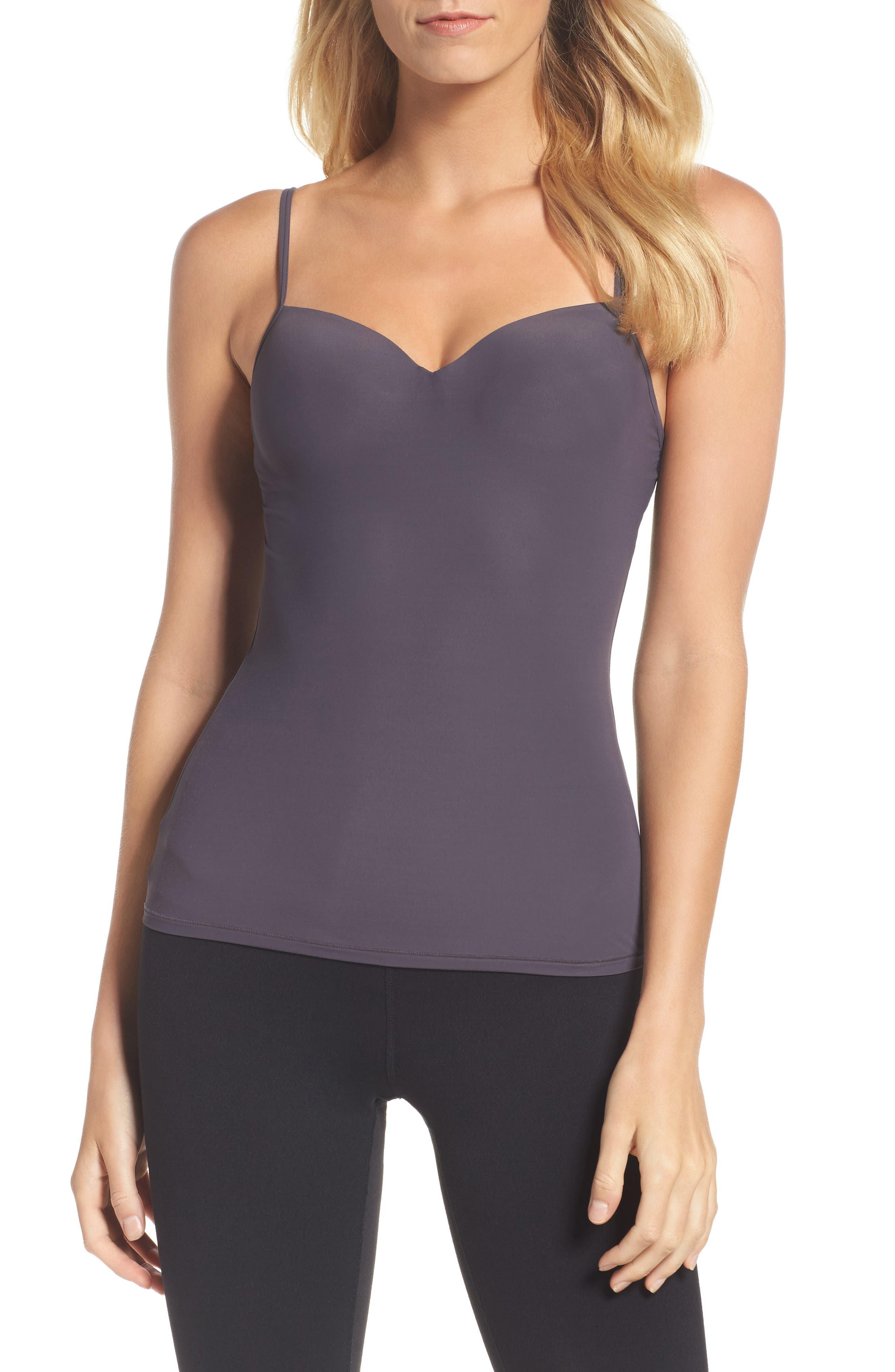 'Allure' Built-In Bra Camisole,                             Main thumbnail 2, color,