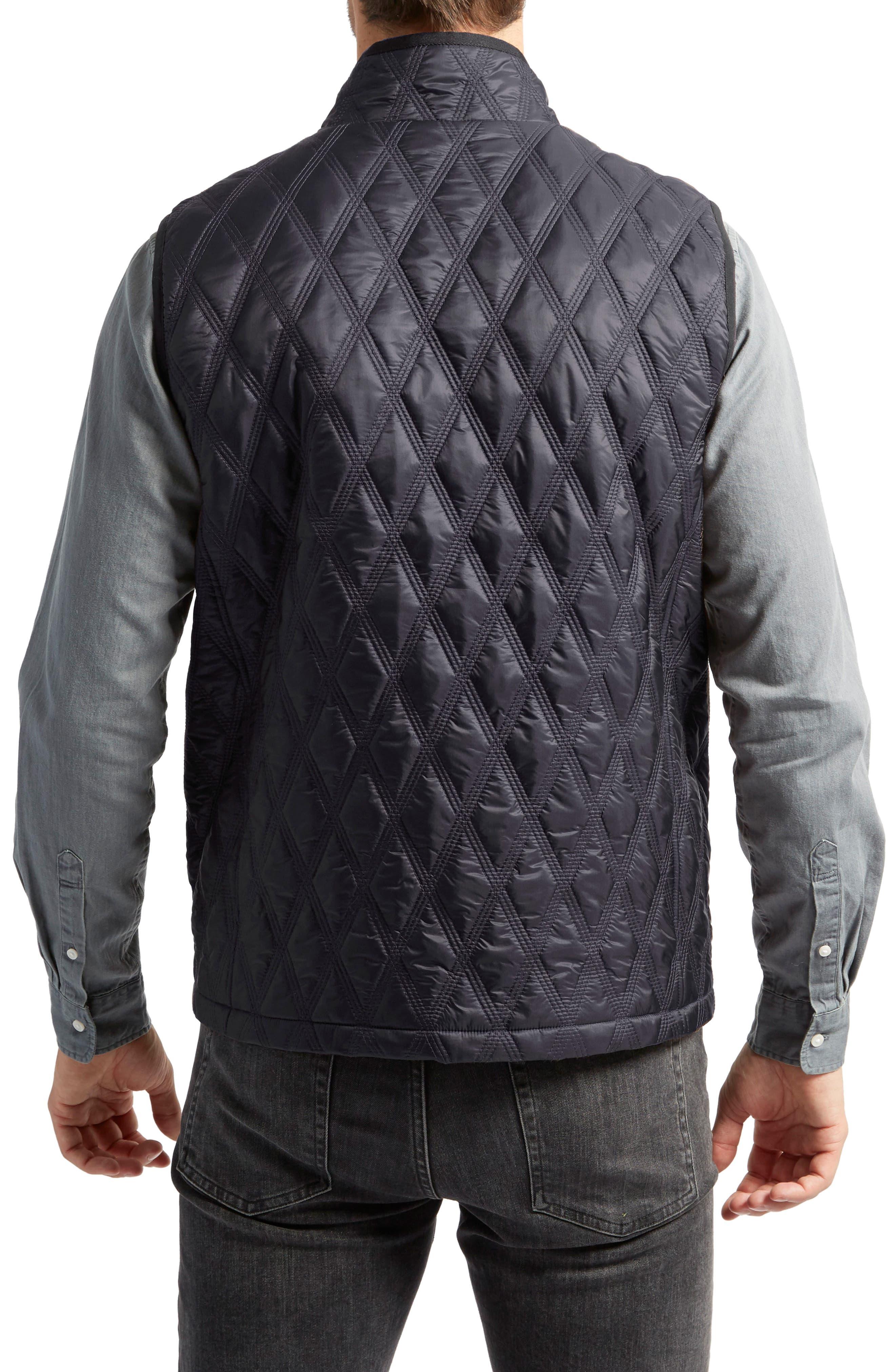 Huntsville Triple Stitch Quilted Heat System Vest,                             Alternate thumbnail 6, color,