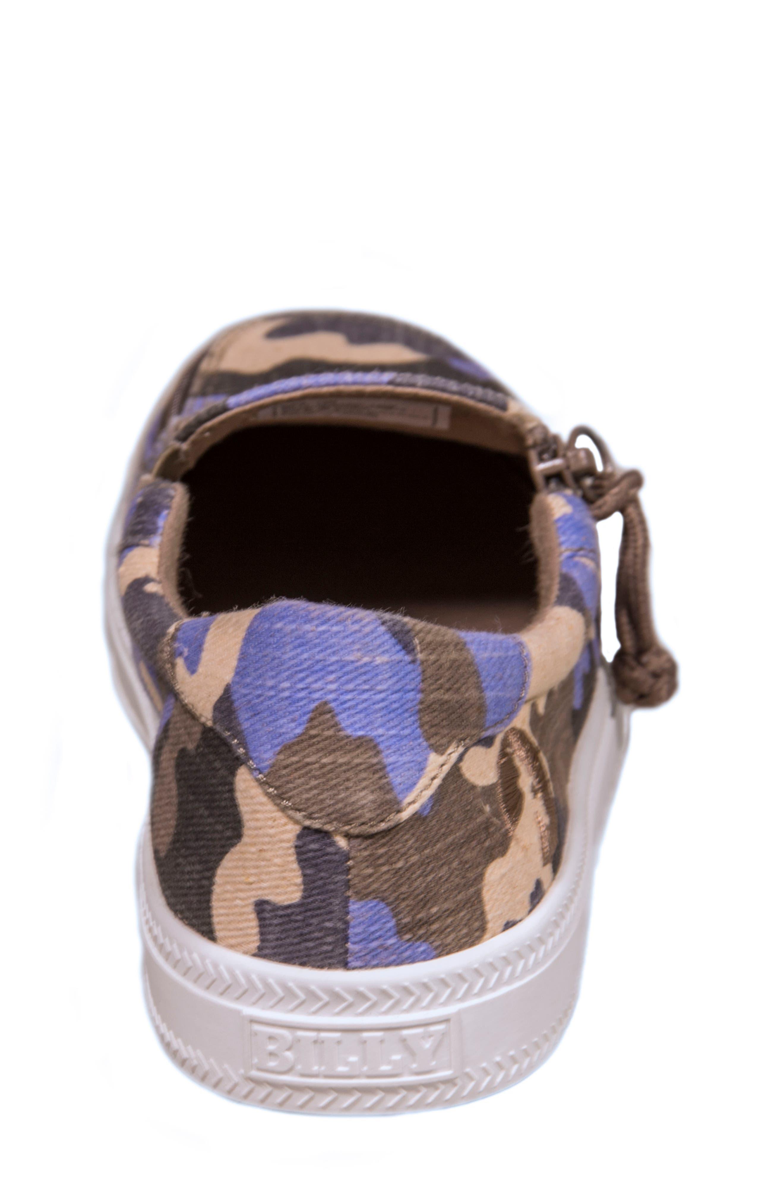 Zip Around Low Top Sneaker,                             Alternate thumbnail 6, color,                             440