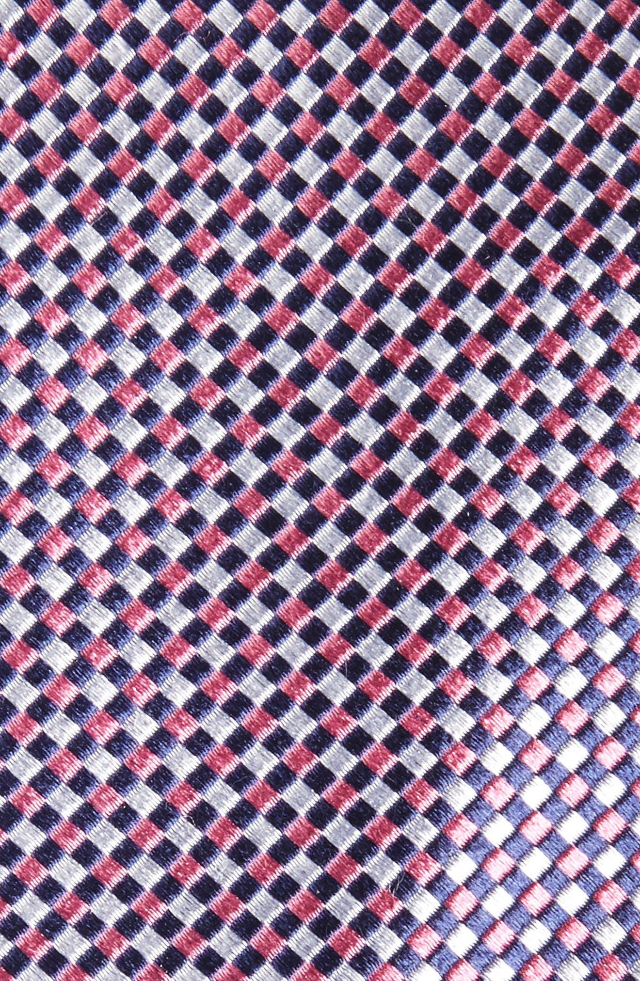 Solid Silk Skinny Tie,                             Alternate thumbnail 6, color,