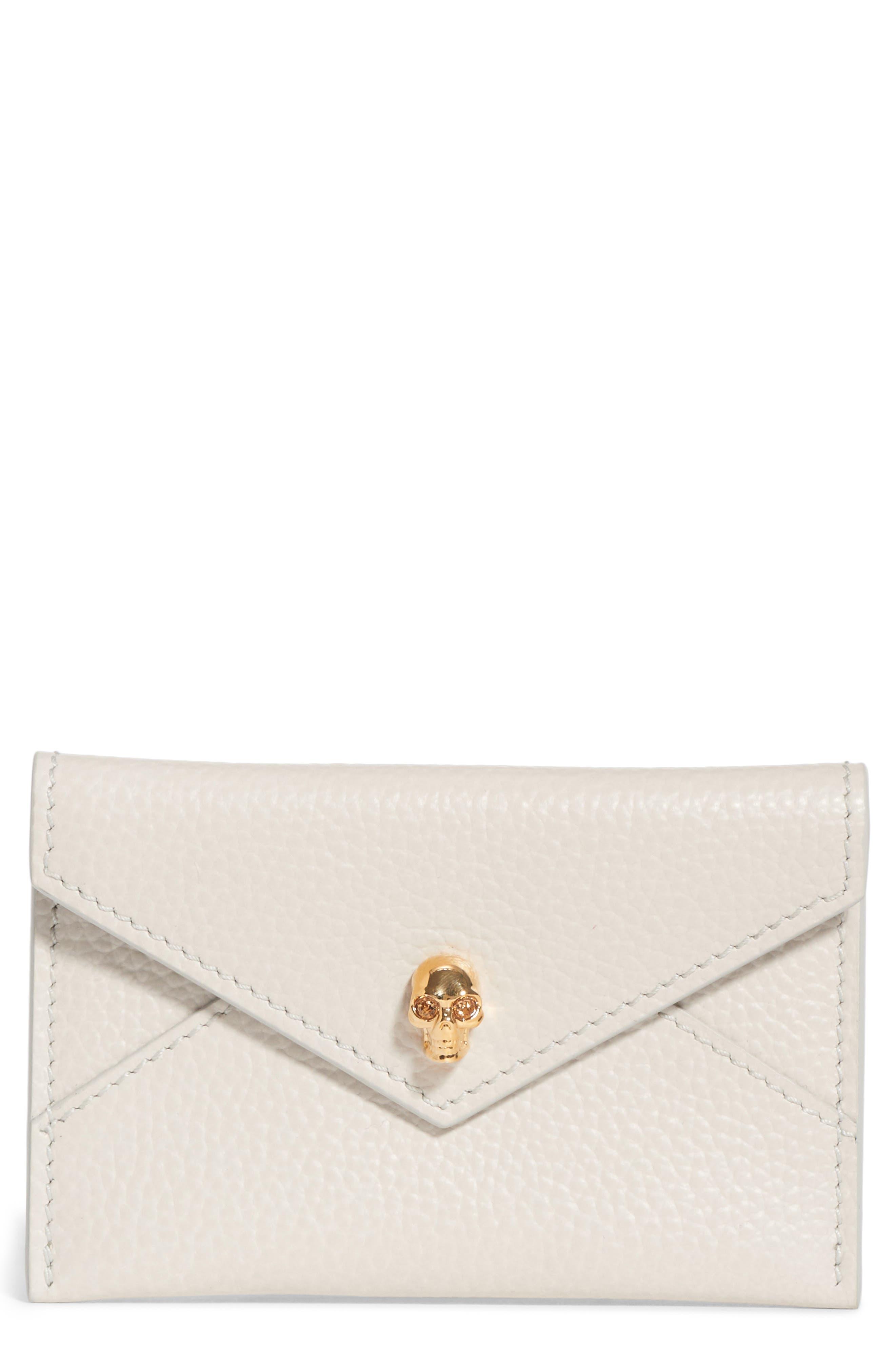 Envelope Card Holder,                         Main,                         color, OFF WHITE