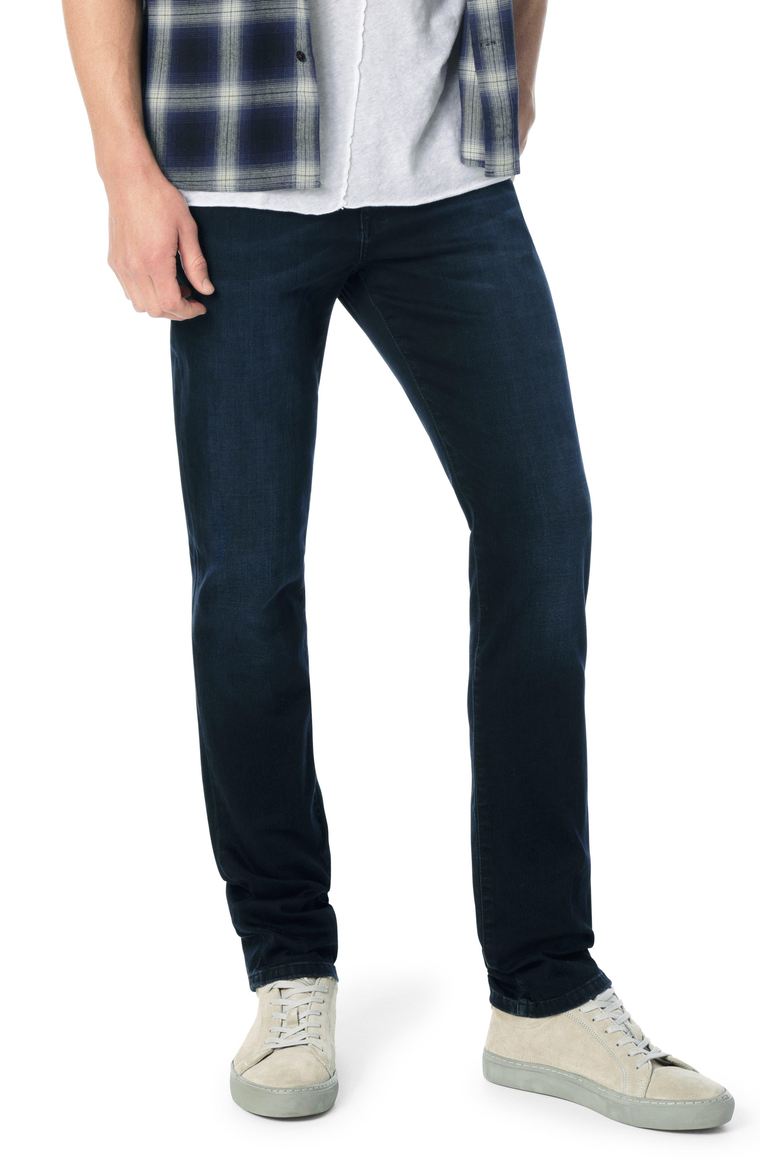 Brixton Slim Straight Leg Jeans,                             Main thumbnail 1, color,                             403