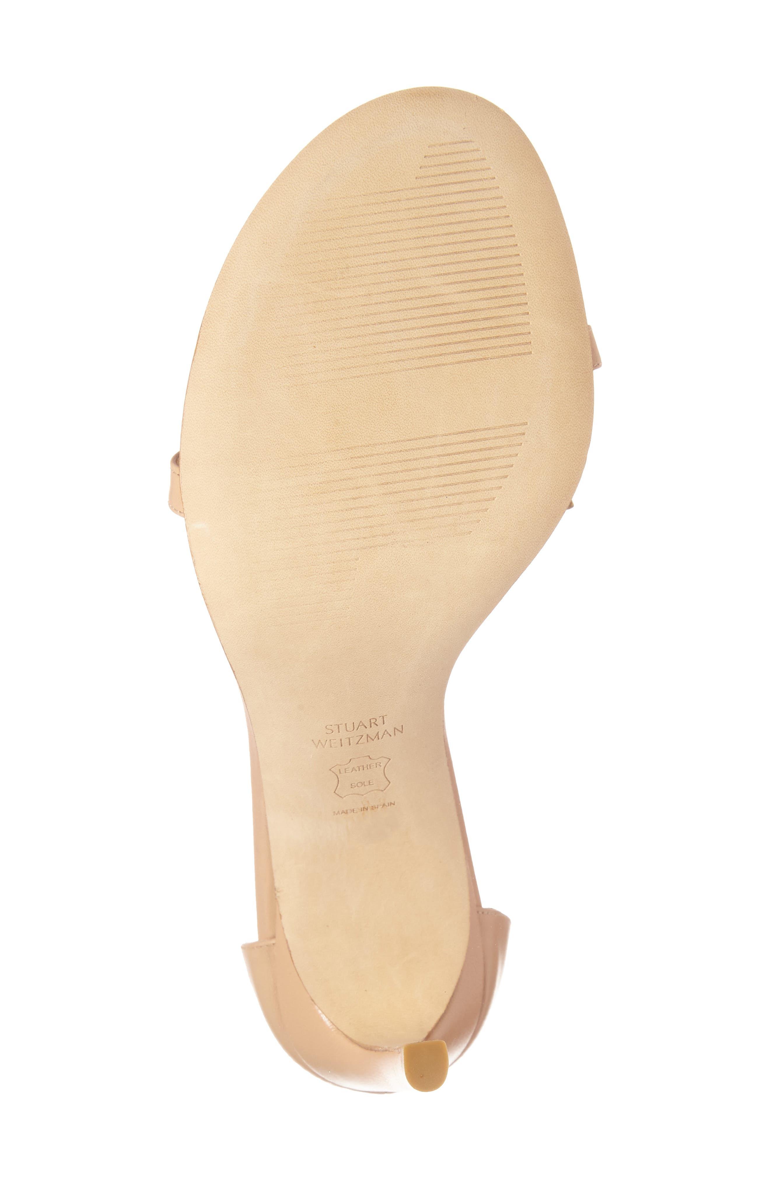 Nudistsong Ankle Strap Sandal,                             Alternate thumbnail 152, color,