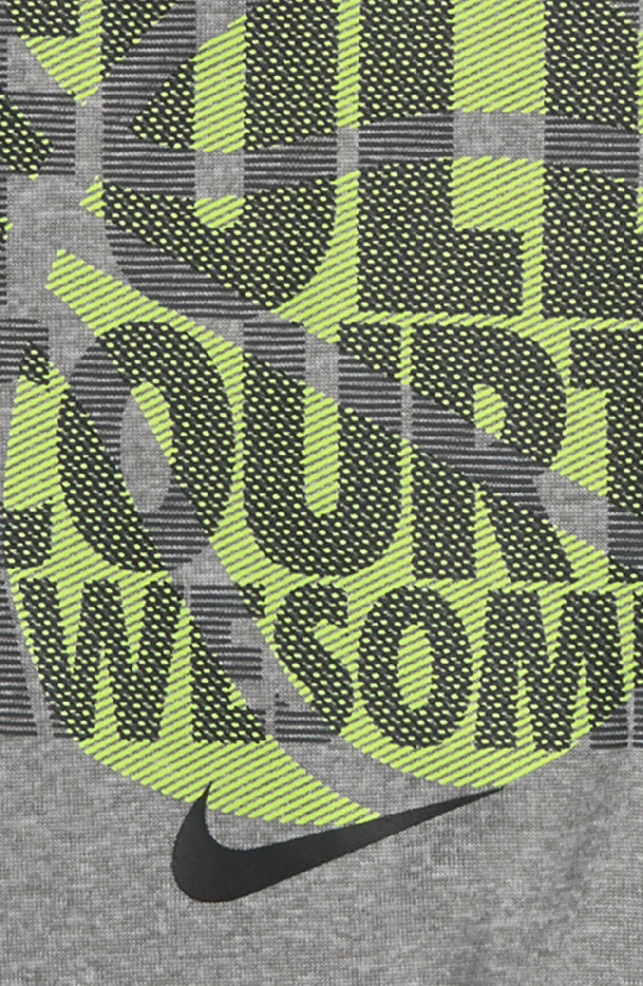 Dry Full Court Awesome Shirt & Shorts Set,                             Alternate thumbnail 2, color,                             088
