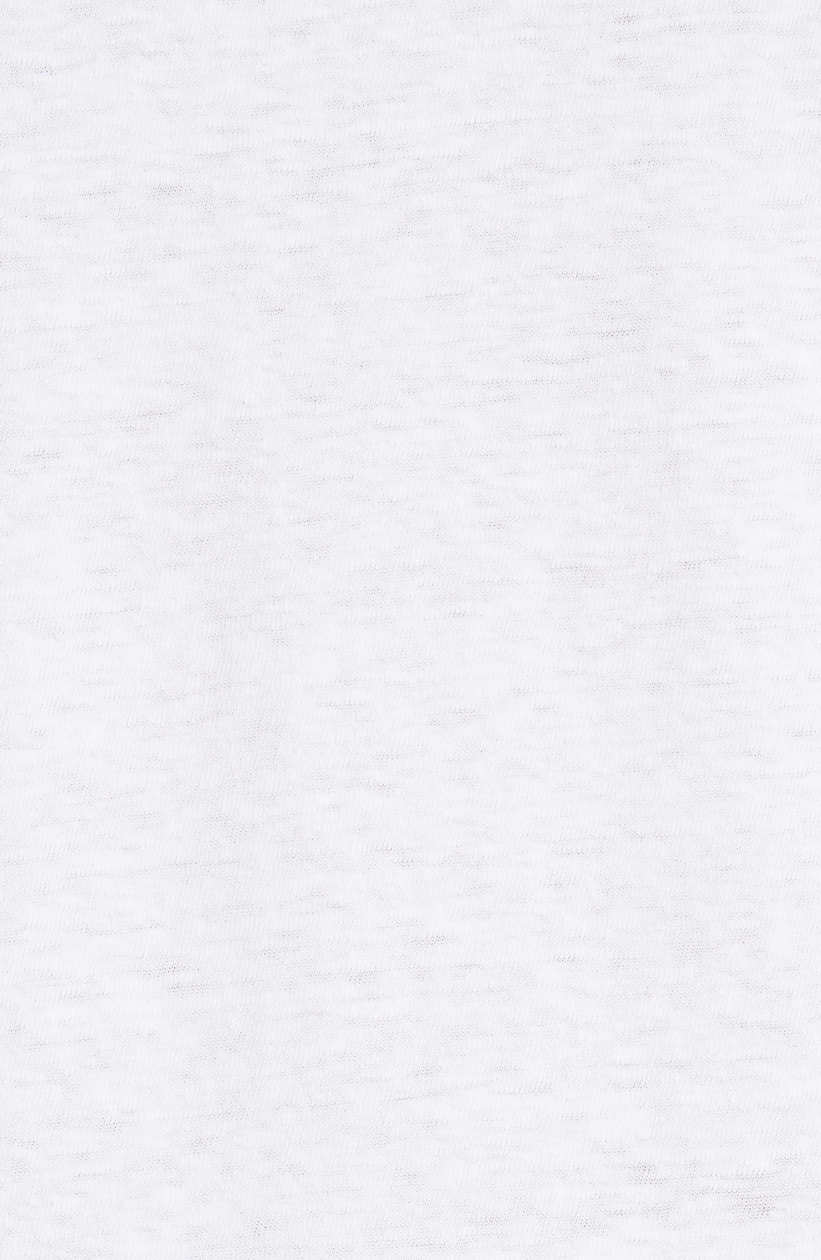 Hula Graphic T-Shirt,                             Alternate thumbnail 5, color,                             100