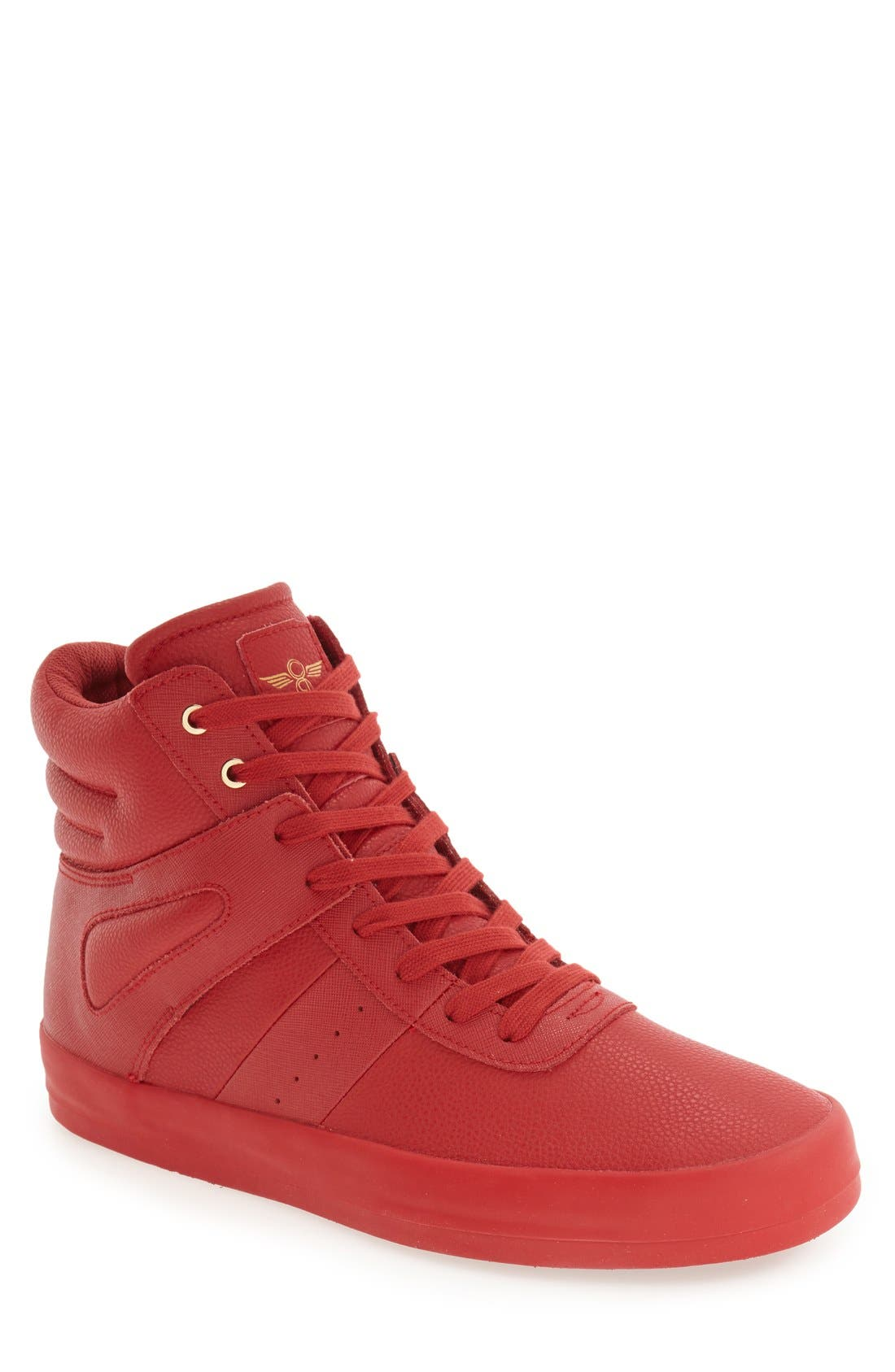 'Moretti' Sneaker,                             Main thumbnail 4, color,