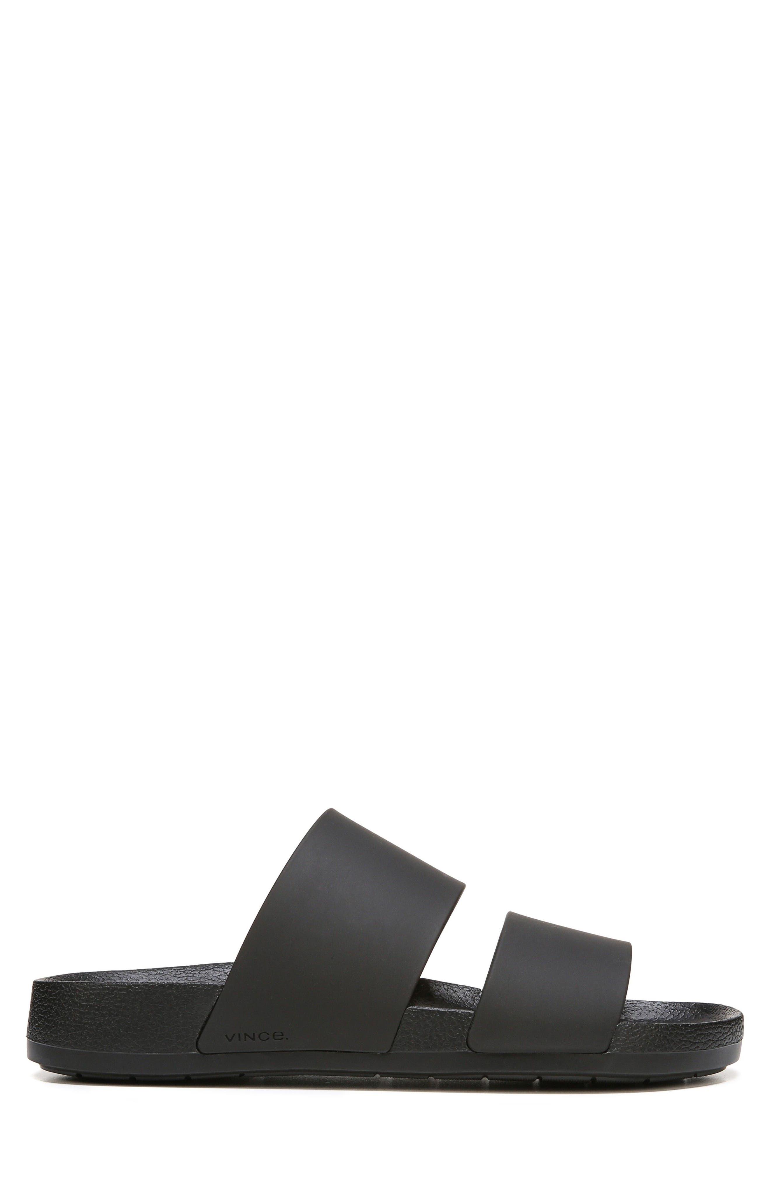 Mariner Slide Sandal,                             Alternate thumbnail 3, color,                             001