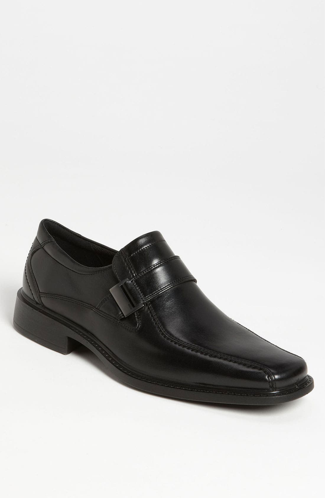'New Jersey' Venetian Loafer,                             Main thumbnail 1, color,                             001