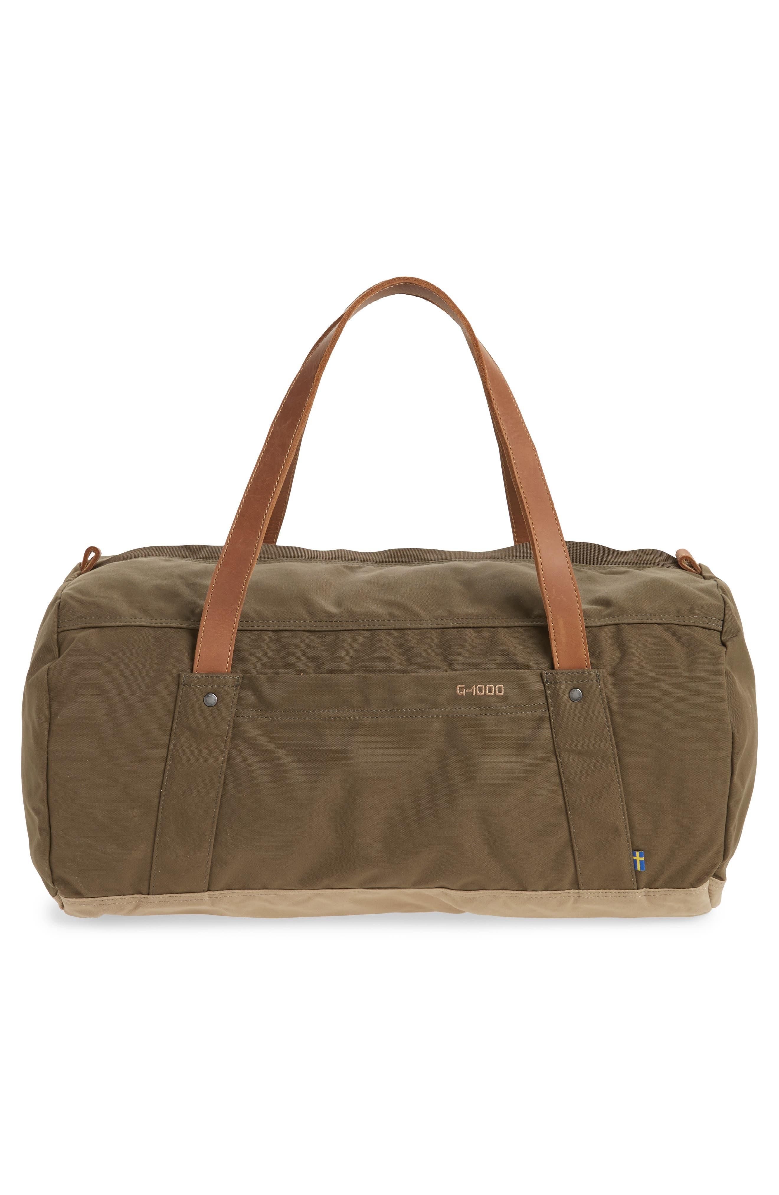 'Duffel No.4' Water Resistant Duffel Bag,                             Alternate thumbnail 3, color,                             283