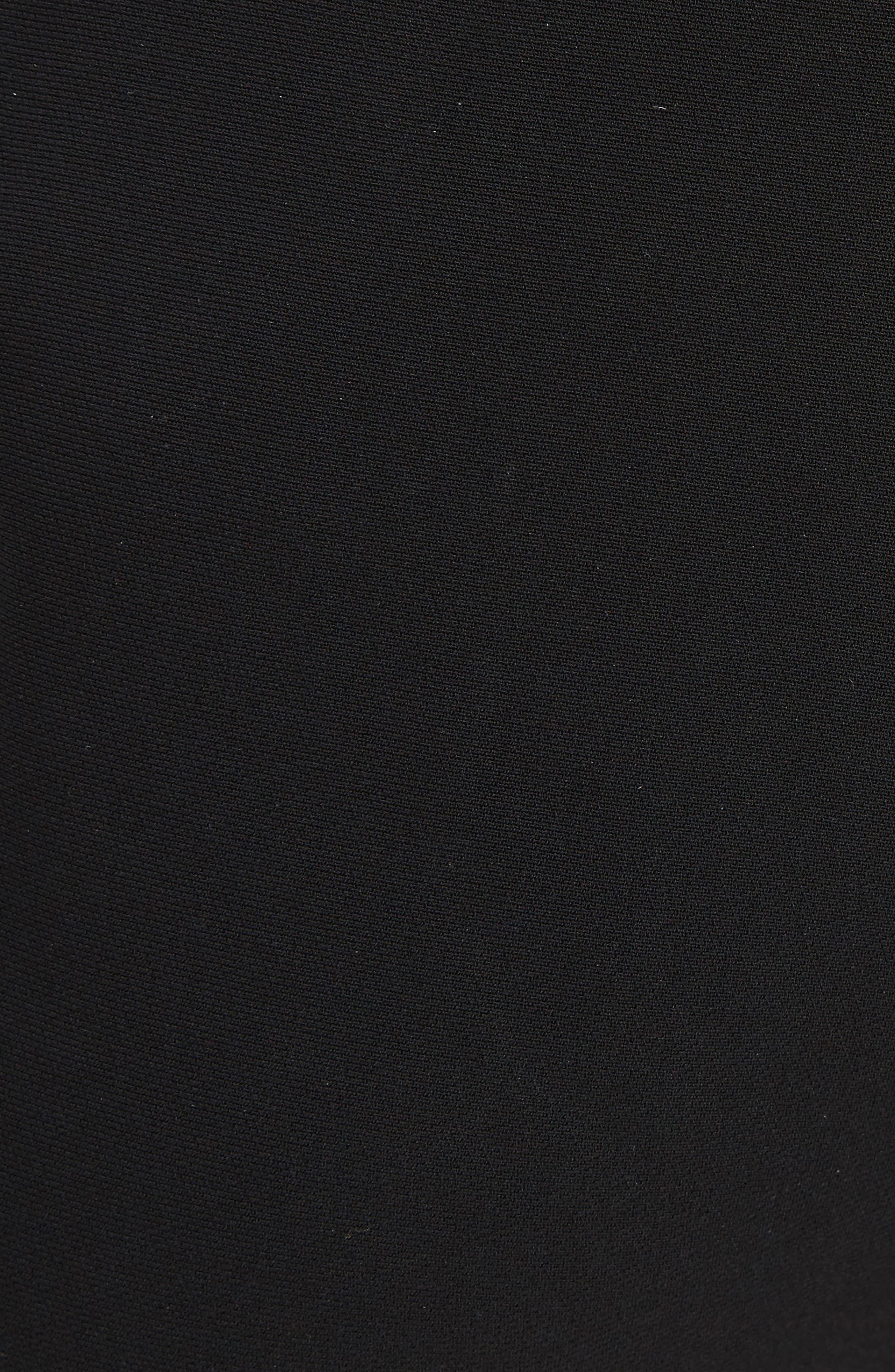 Henri Stretch Skinny Pants,                             Alternate thumbnail 5, color,                             001