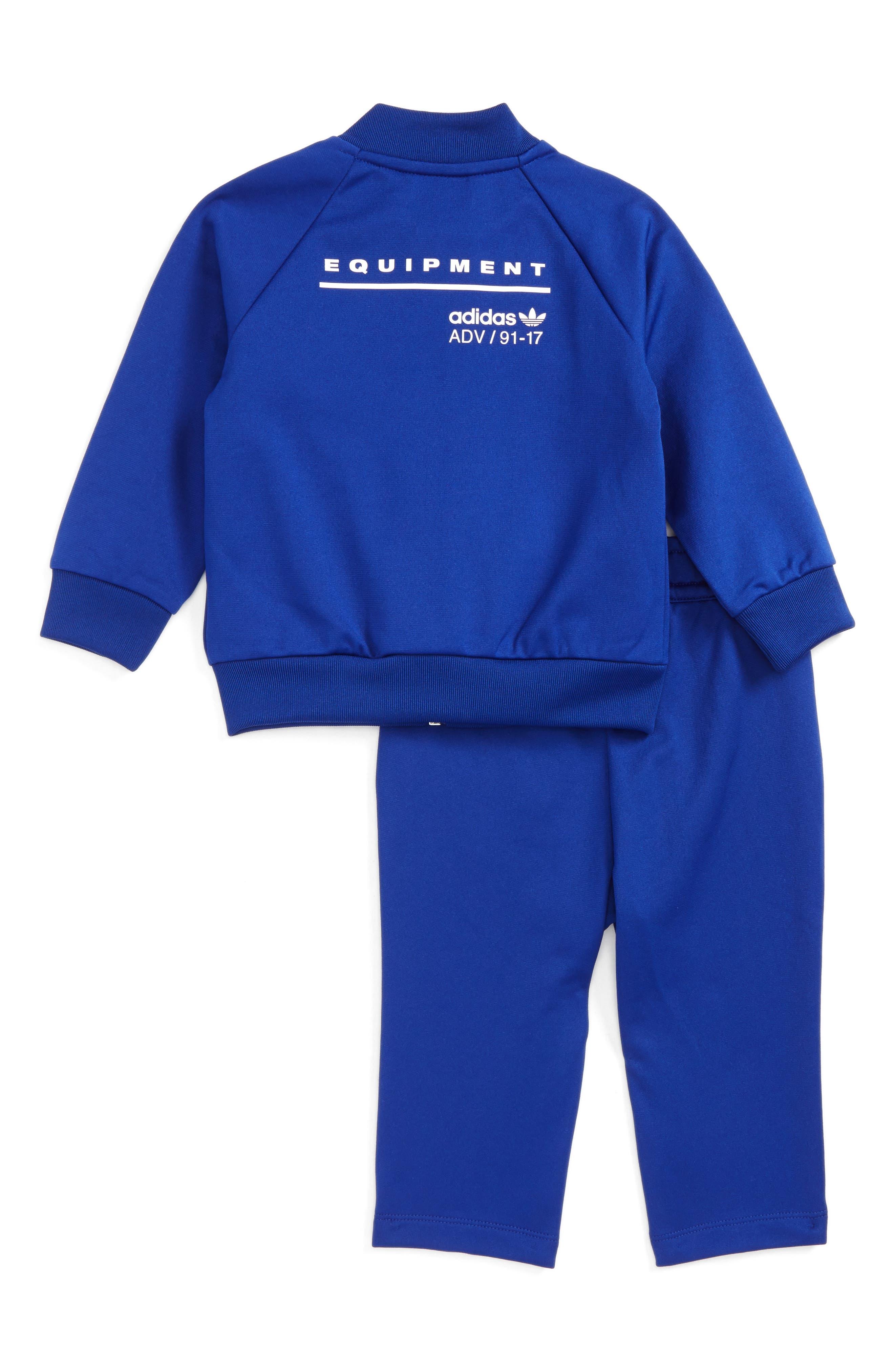 EQT Superstar Jacket & Pants Set,                             Alternate thumbnail 2, color,                             418