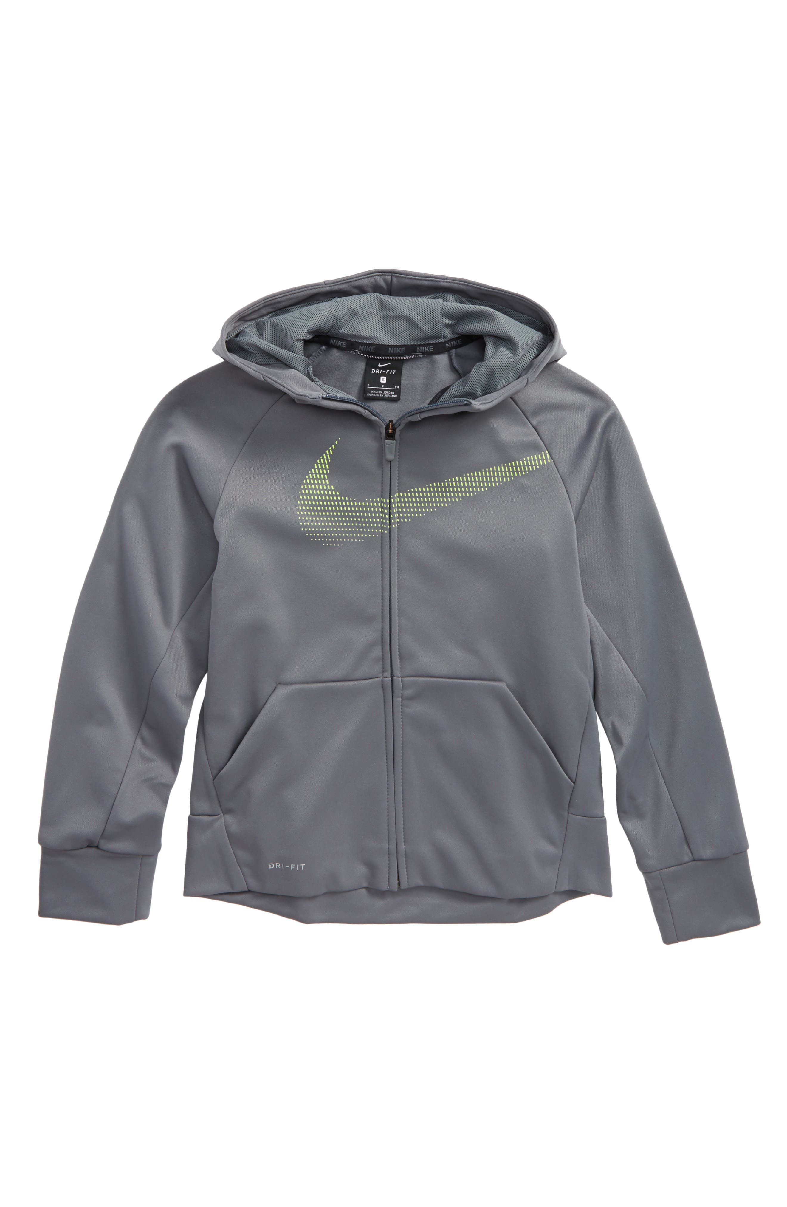 Therma Dry Hoodie,                             Main thumbnail 2, color,