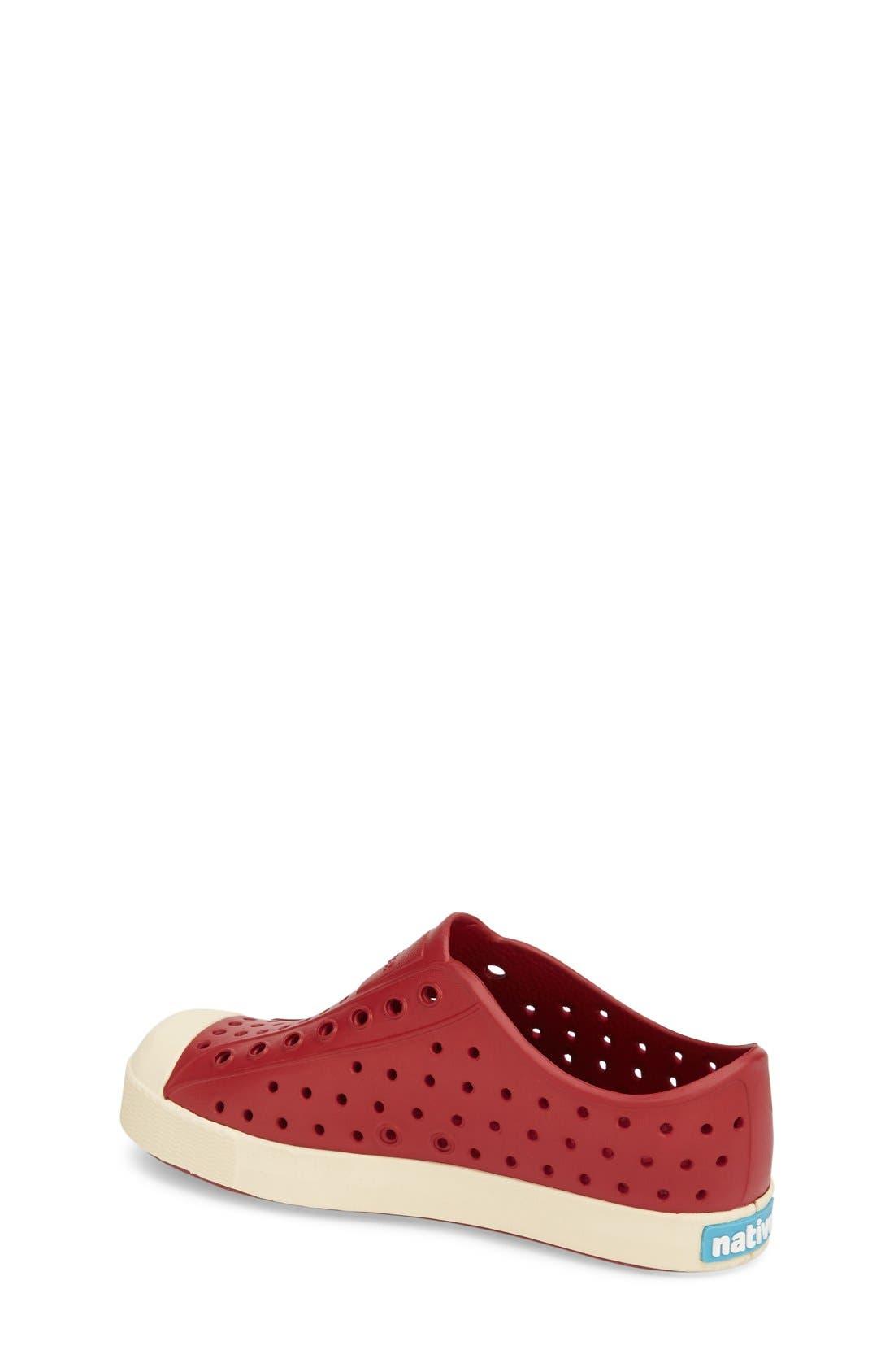 'Jefferson' Water Friendly Slip-On Sneaker,                             Alternate thumbnail 109, color,