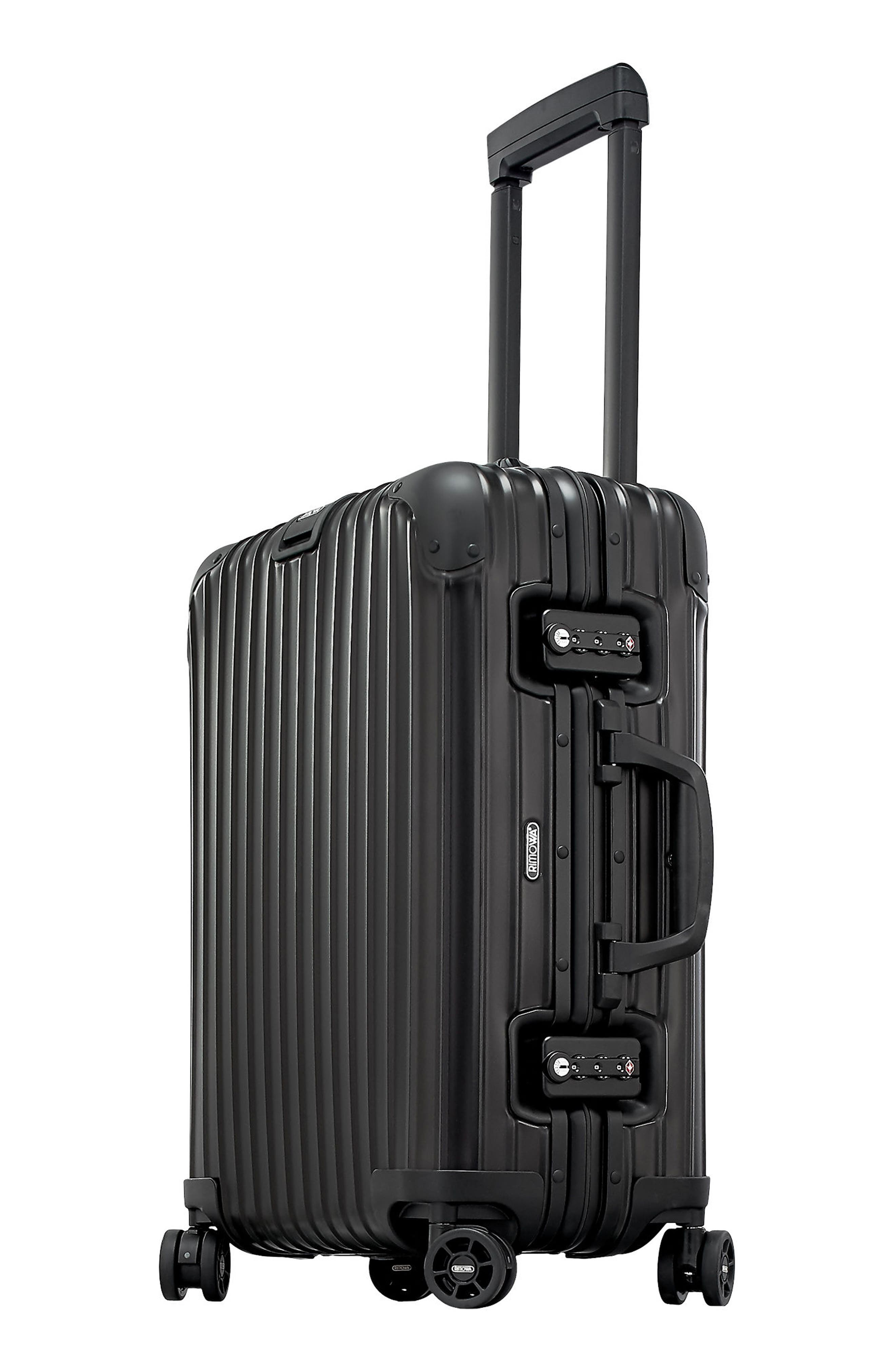 Topas Stealth 22-Inch Cabin Multiwheel<sup>®</sup> Aluminum Carry-On,                             Alternate thumbnail 3, color,                             001