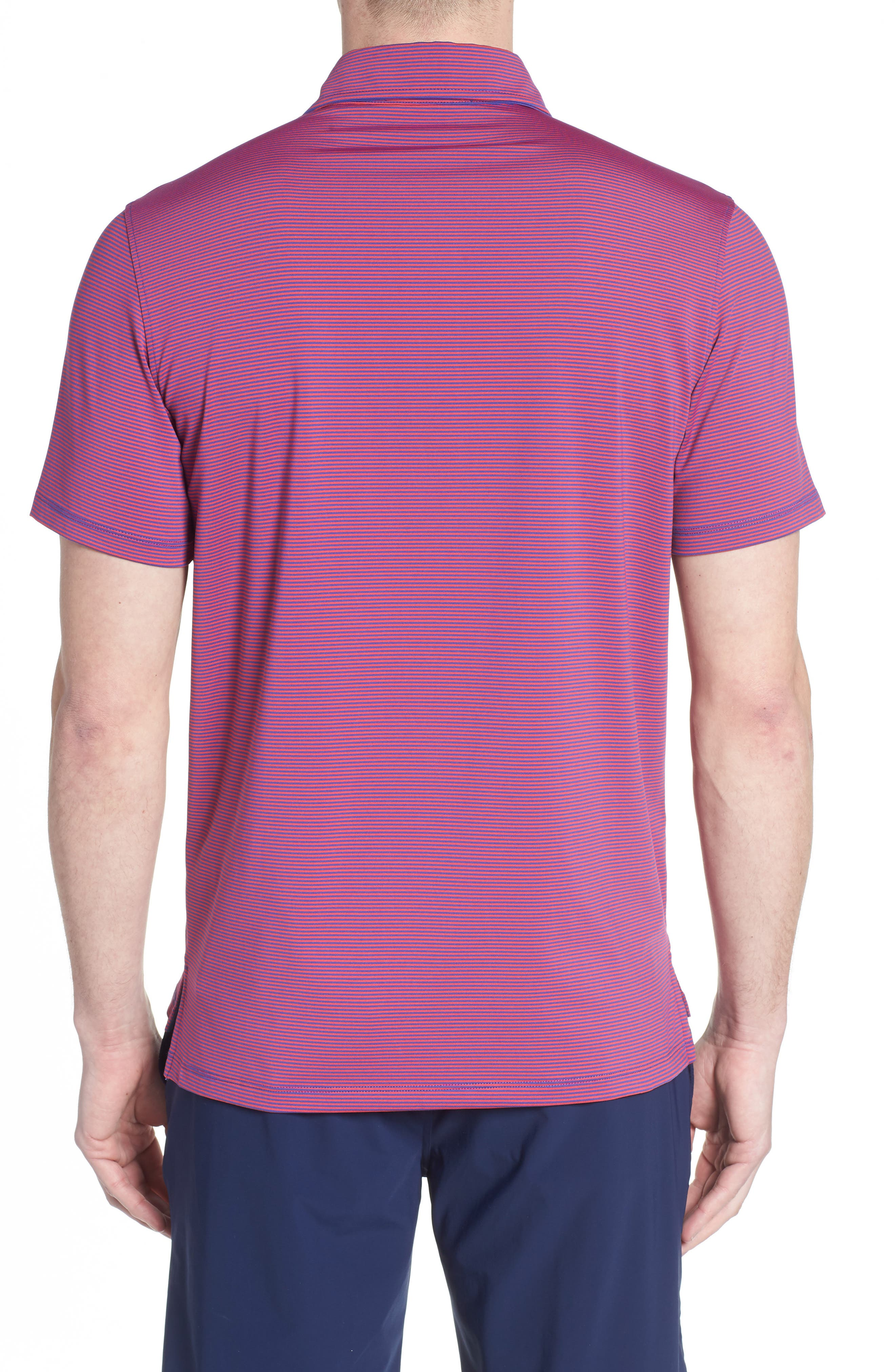 Saranac Jersey Polo,                             Alternate thumbnail 2, color,                             650
