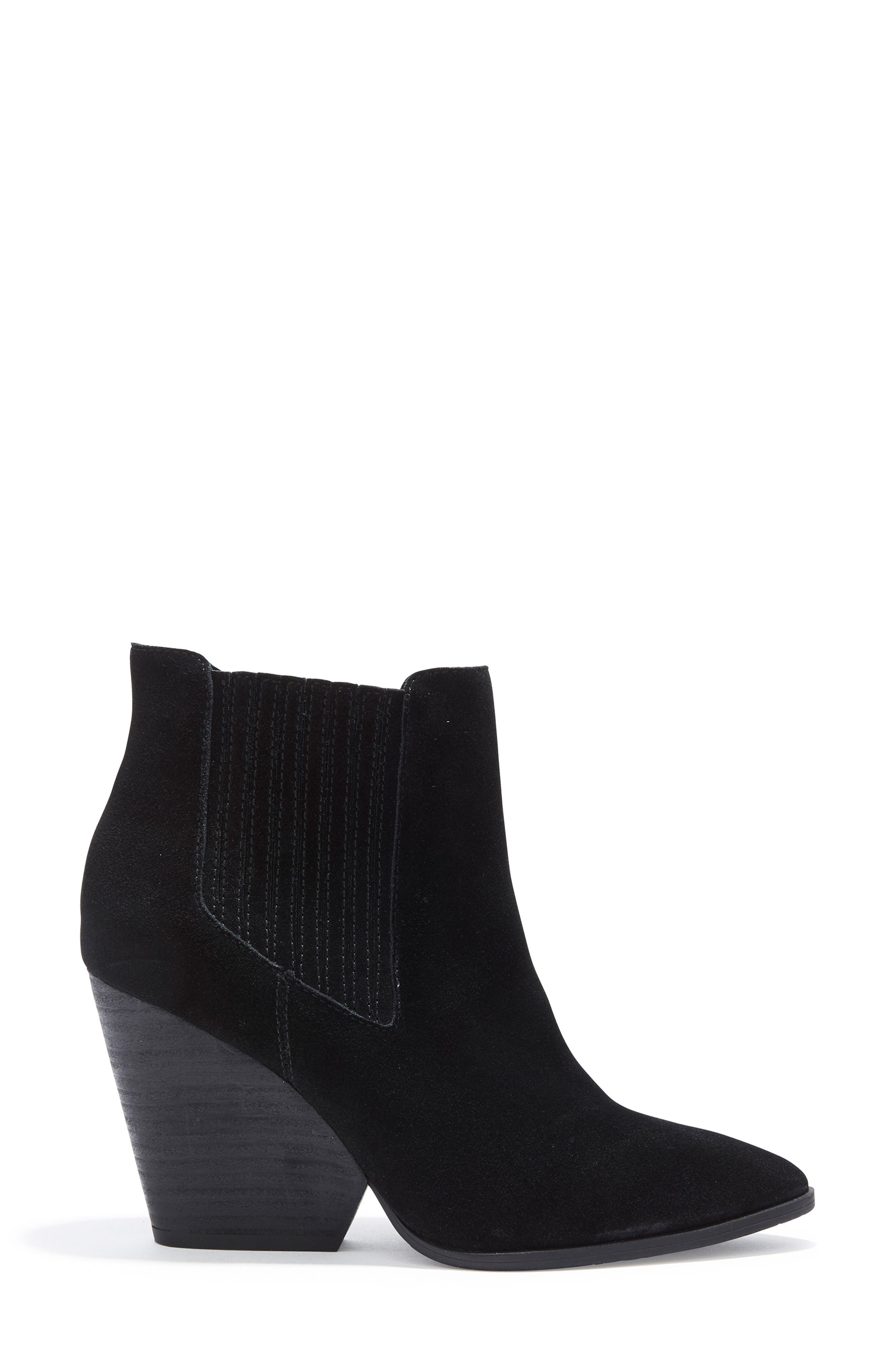 ADAM TUCKER BY ME TOO,                             Mason Wedge Bootie,                             Alternate thumbnail 3, color,                             014