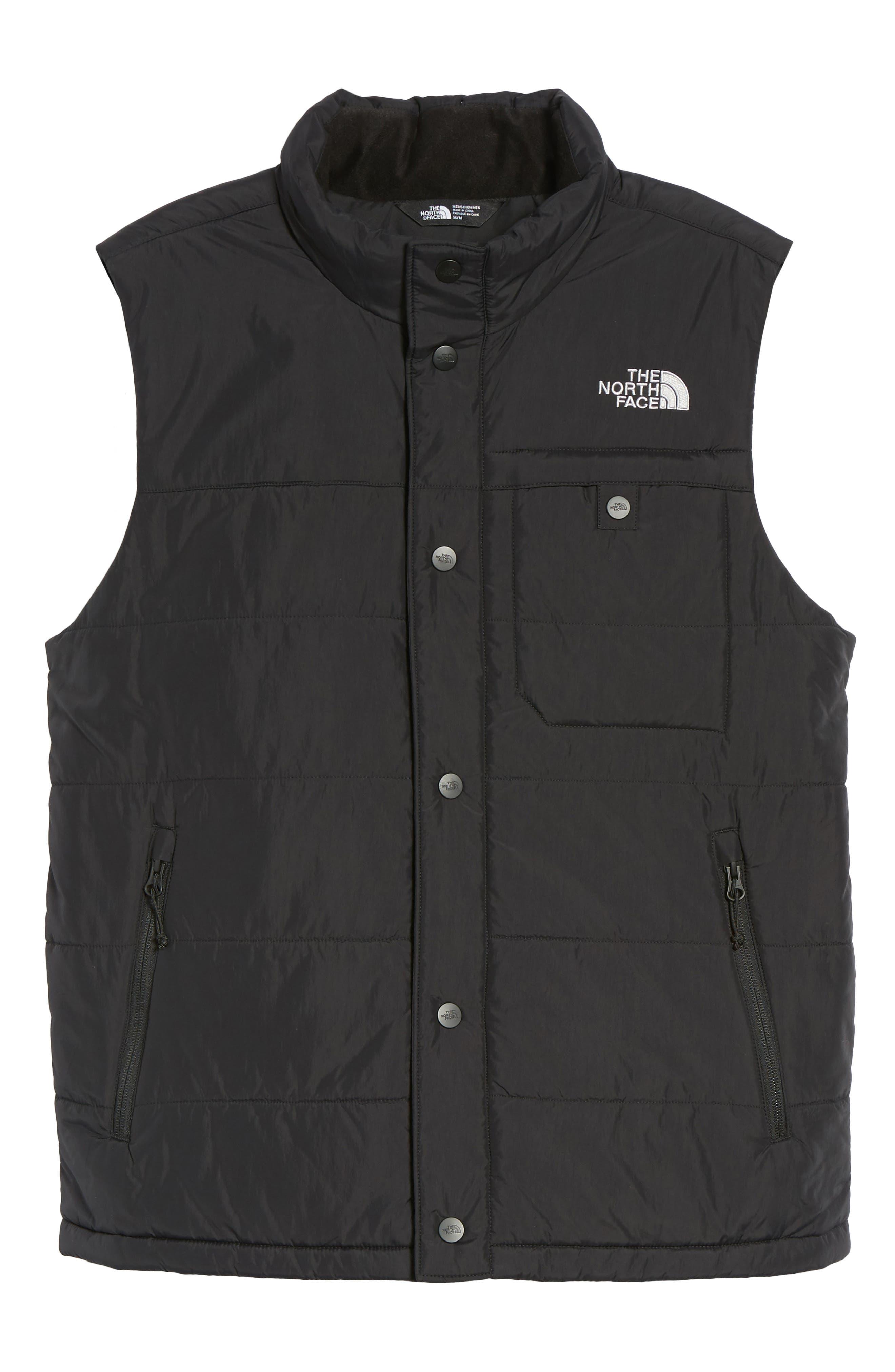 Harway Heatseeker Insulated Vest,                             Alternate thumbnail 5, color,                             001