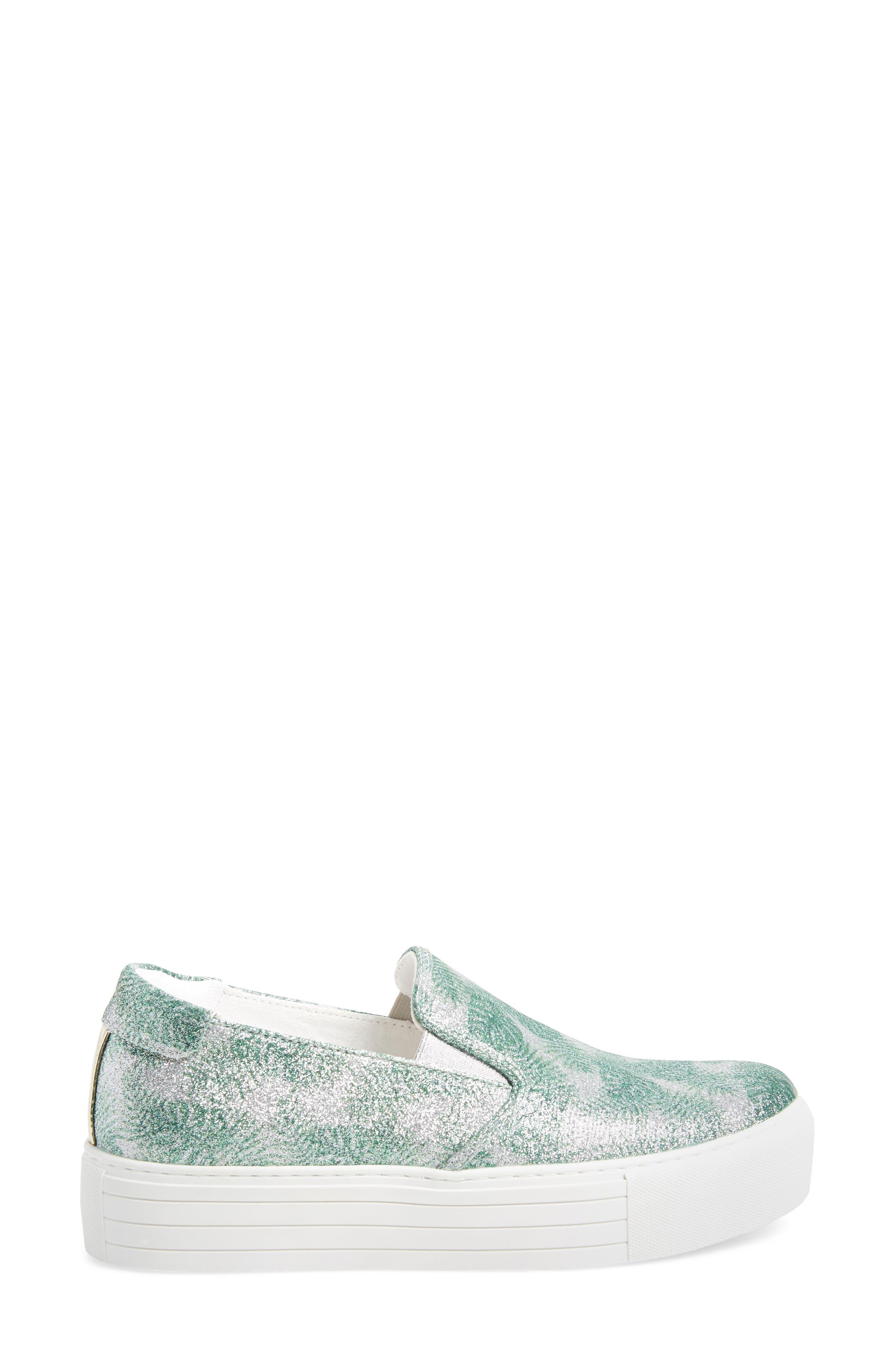 Joanie Slip-On Platform Sneaker,                             Alternate thumbnail 27, color,