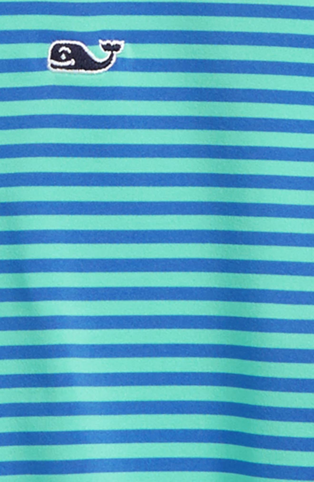 Feeder Stripe Performance Polo,                             Alternate thumbnail 2, color,                             MULTI 2