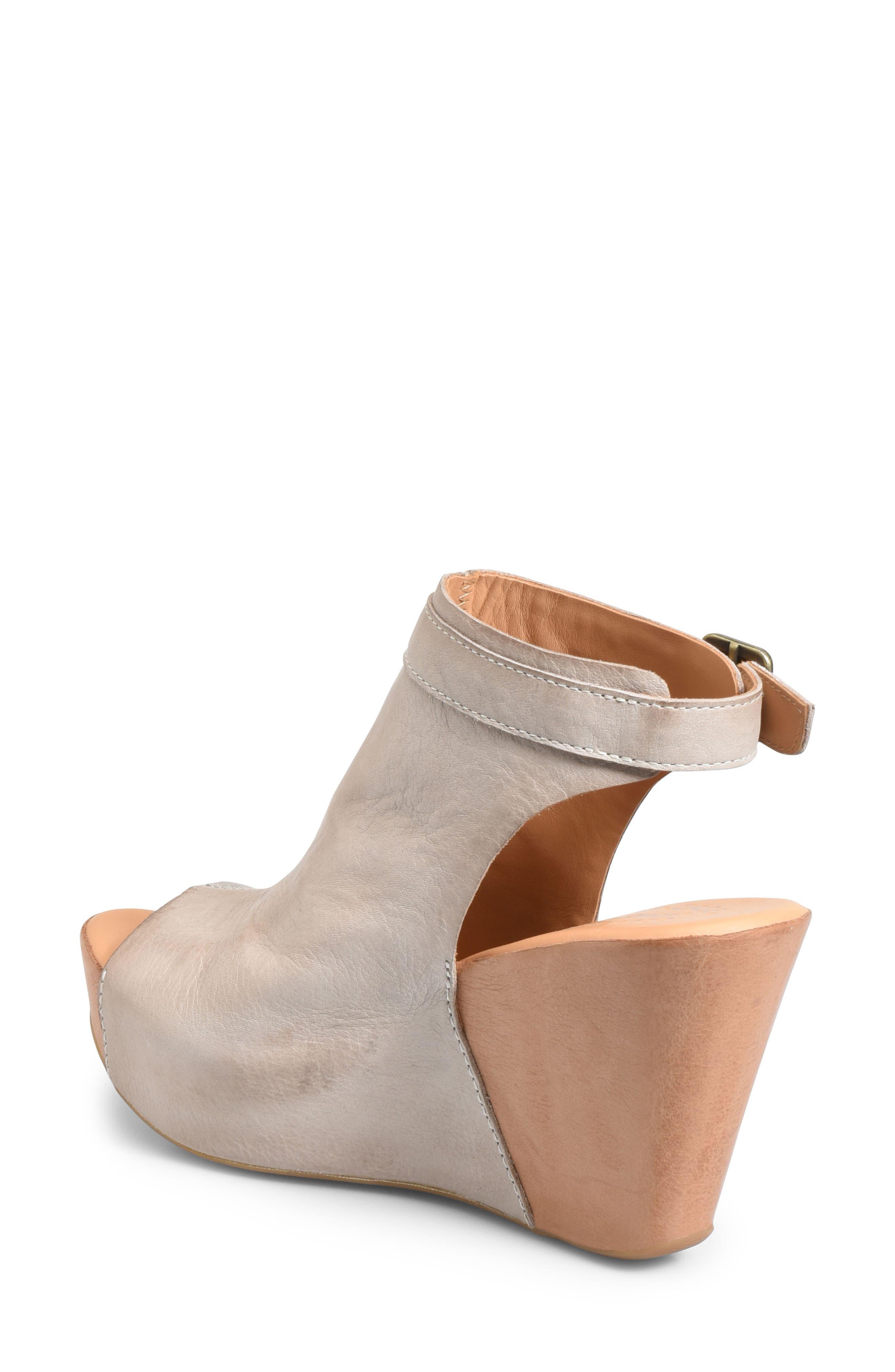 'Berit' Wedge Sandal,                             Alternate thumbnail 24, color,