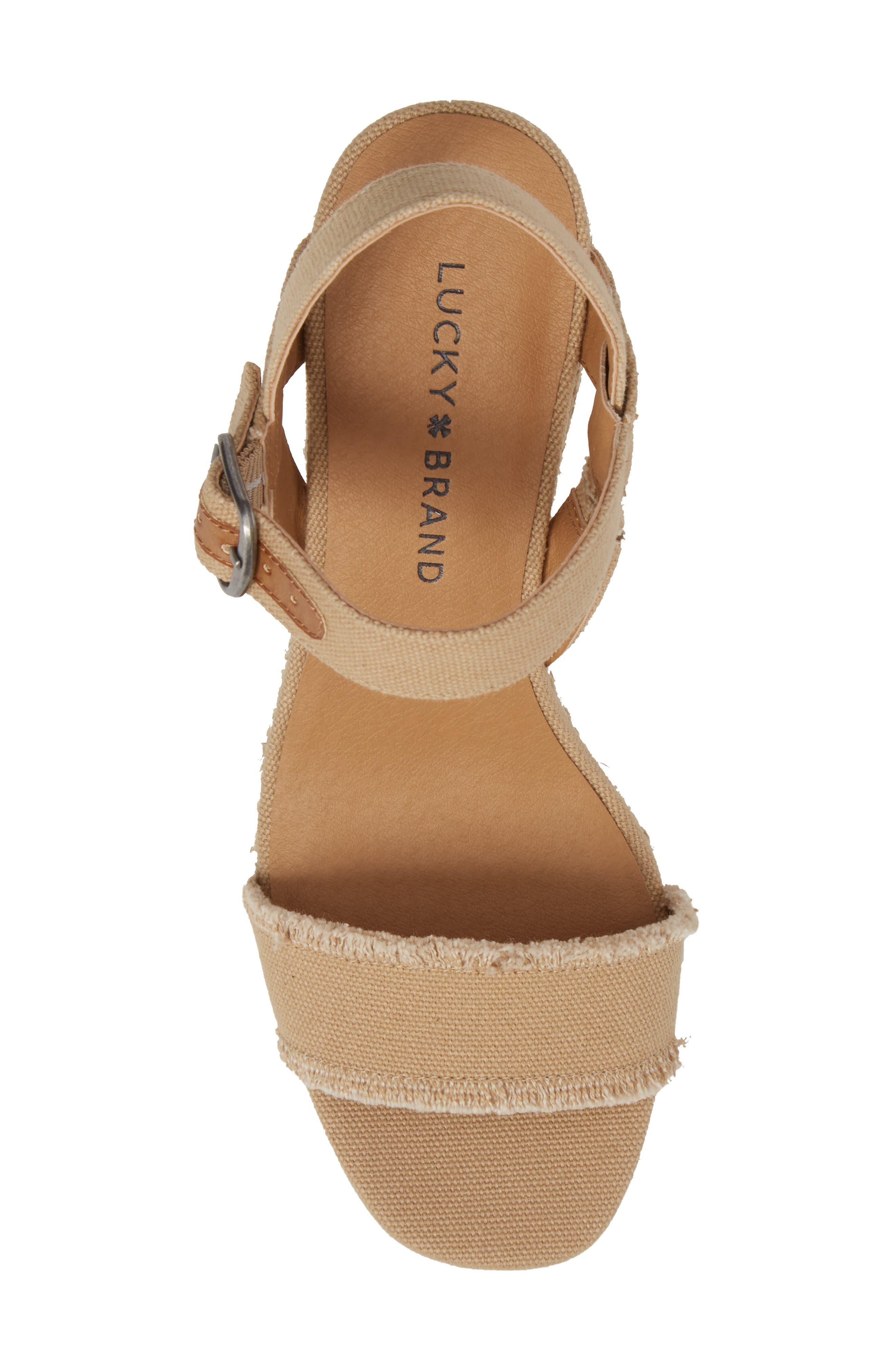 Marceline Squared Toe Wedge Sandal,                             Alternate thumbnail 31, color,