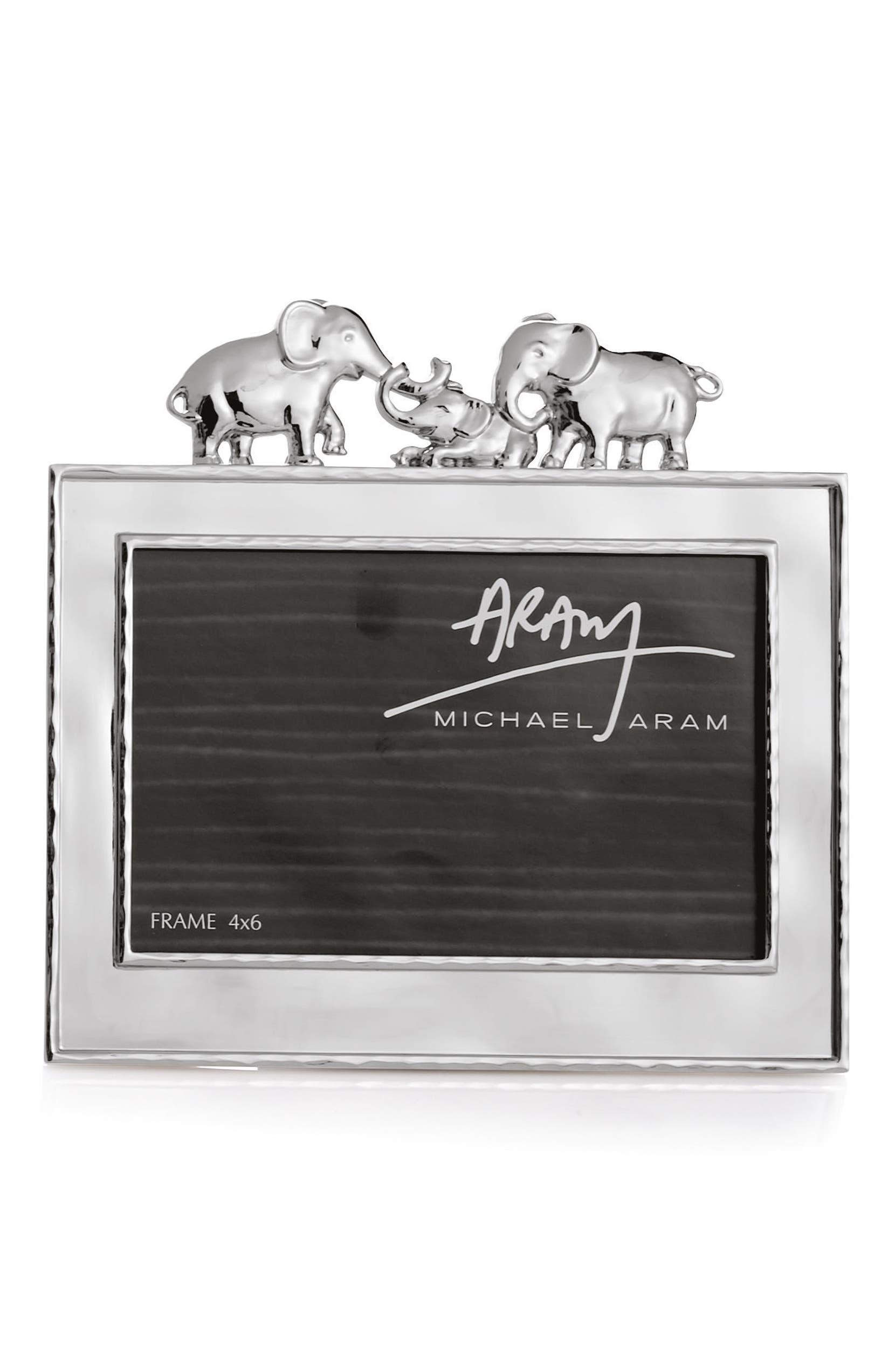 Michael Aram Elephants Picture Frame | Nordstrom