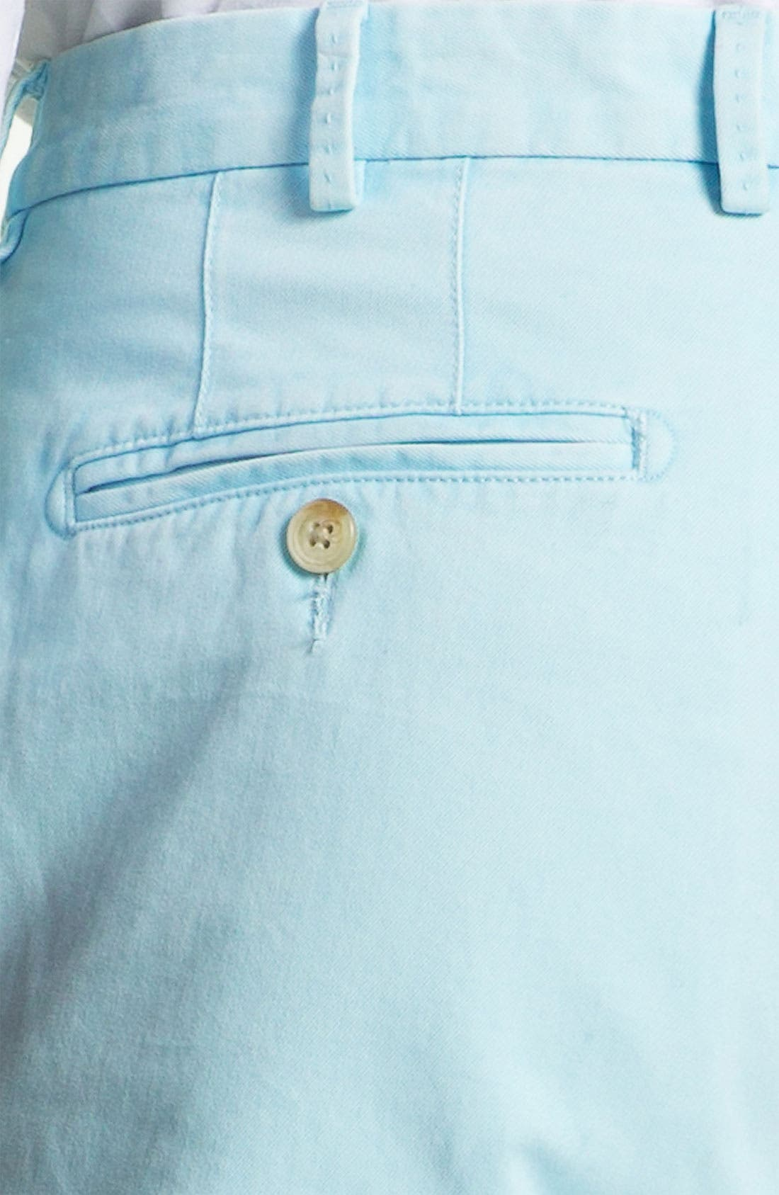 Garment Washed Twill Pants,                             Alternate thumbnail 64, color,