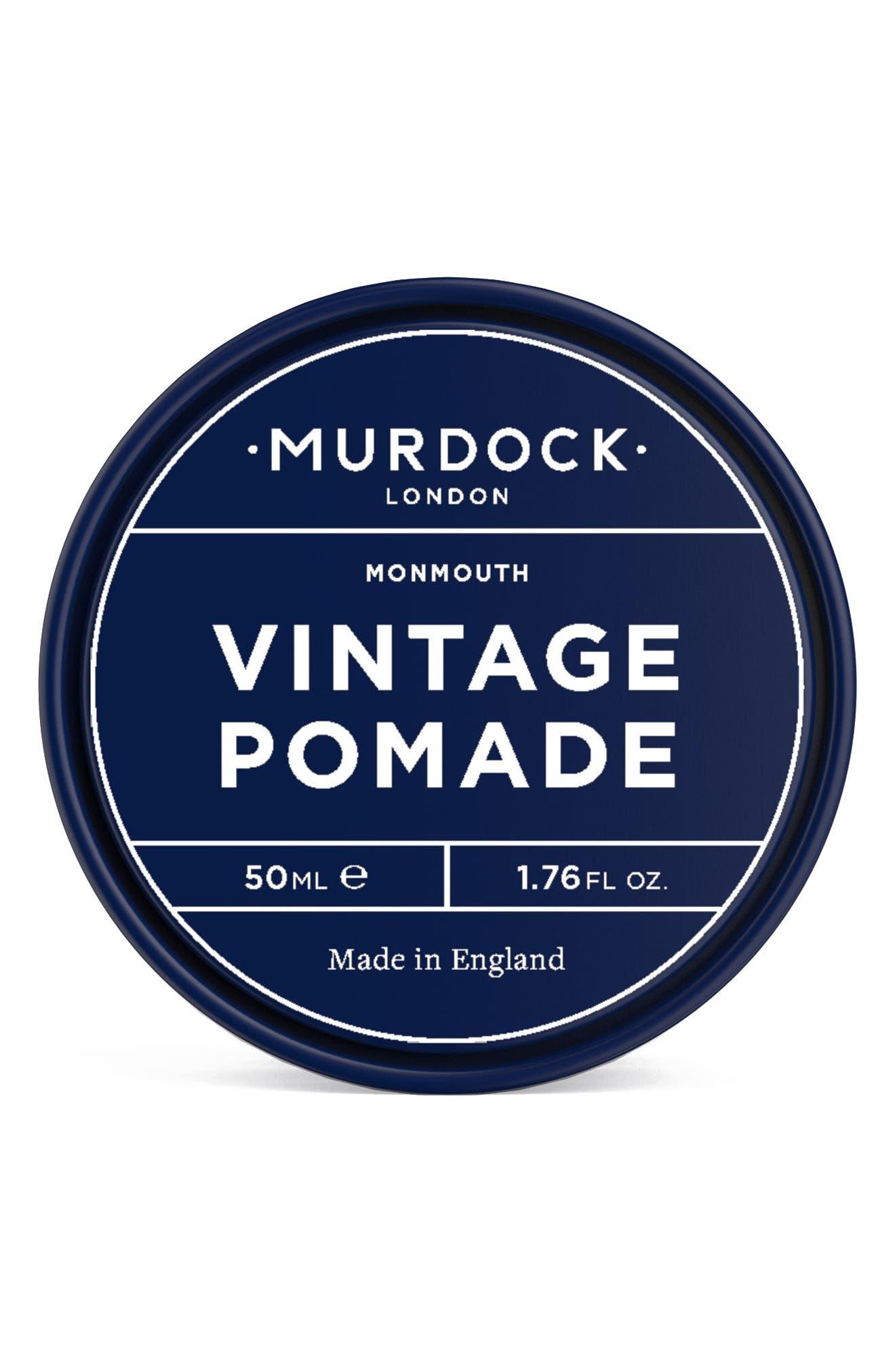 Vintage Men's Accessories Murdock London Vintage Pomade Size $18.00 AT vintagedancer.com