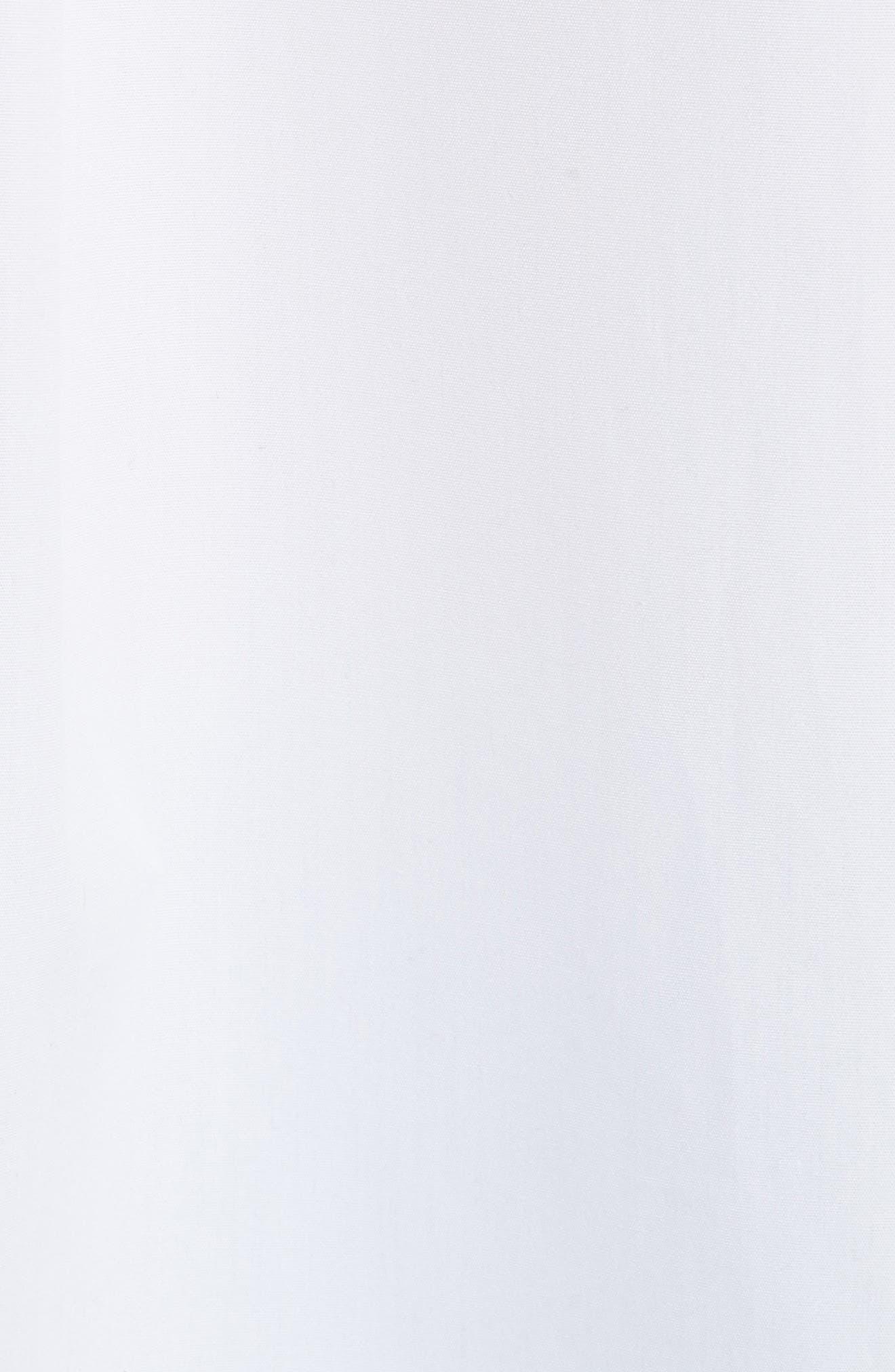 Balloon Sleeve Blouse,                             Alternate thumbnail 5, color,                             100