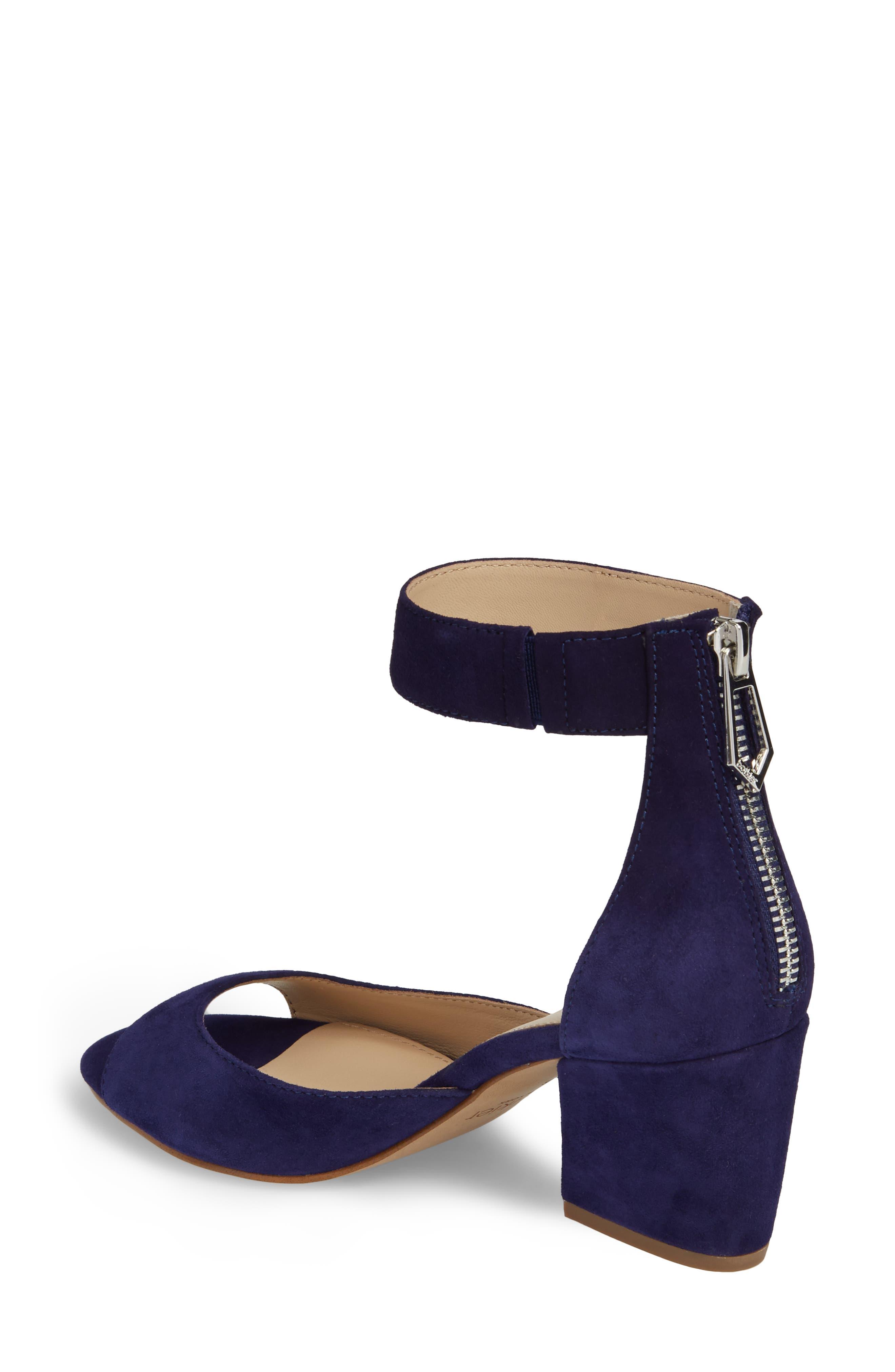 Pilar Ankle Strap Sandal,                             Alternate thumbnail 2, color,                             403