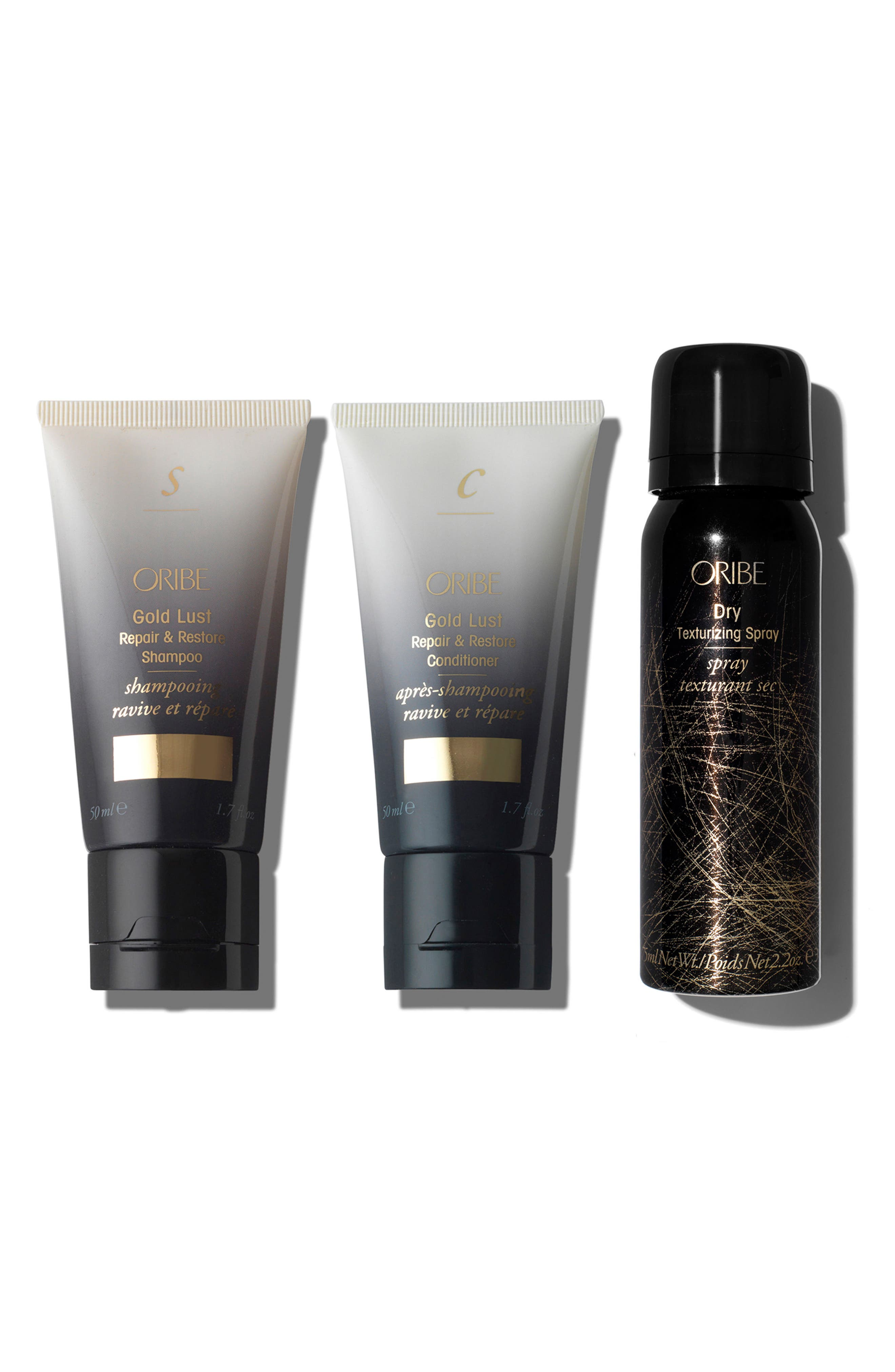 SPACE.NK.apothecary Oribe Gold Lust Set,                             Main thumbnail 1, color,                             000